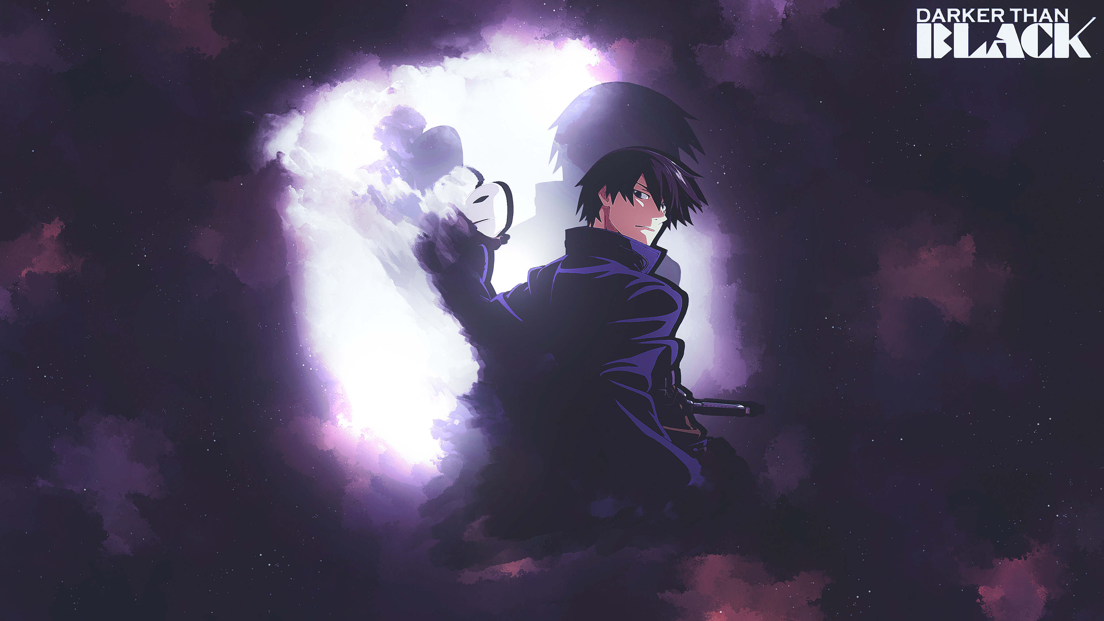 Darker Than Black Wallpapers 70 Background Pictures
