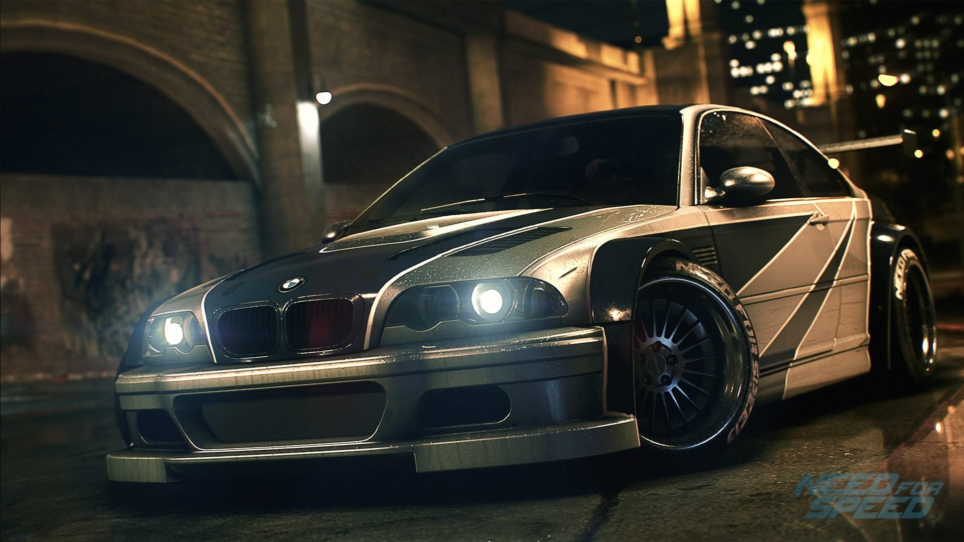 Need For Speed Most Wanted HD Wallpapers Background