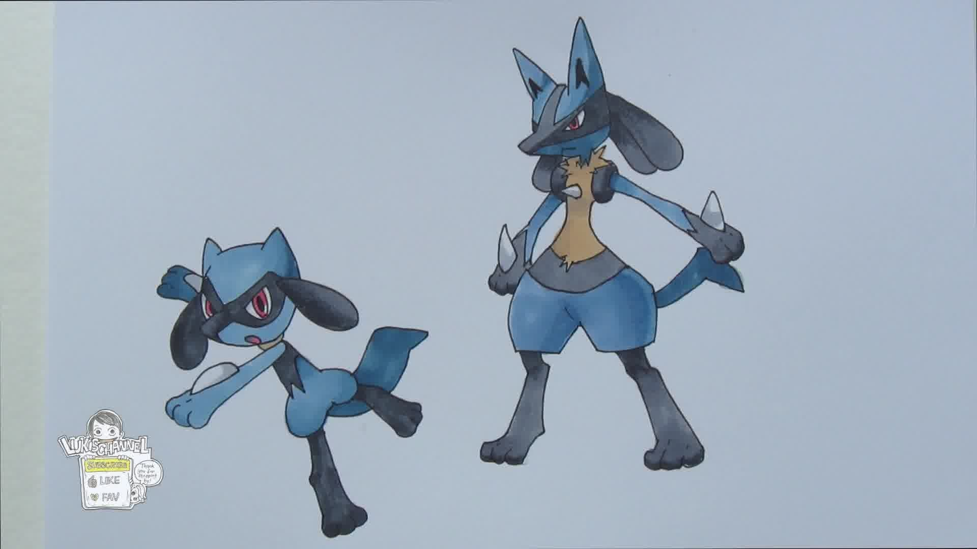 Riolu Y Lucario Wallpapers 62 Background Pictures