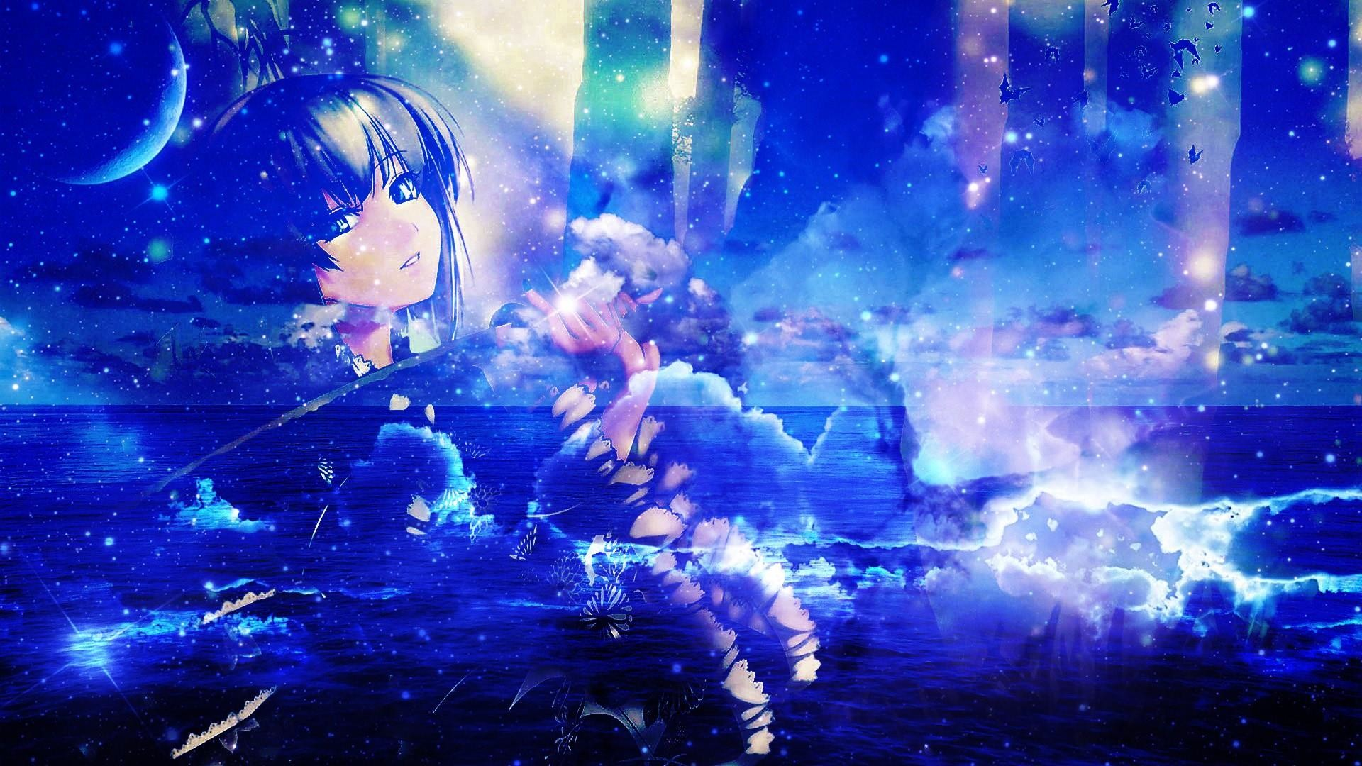 Anime Wallpapers 1366x768 78 Background Pictures