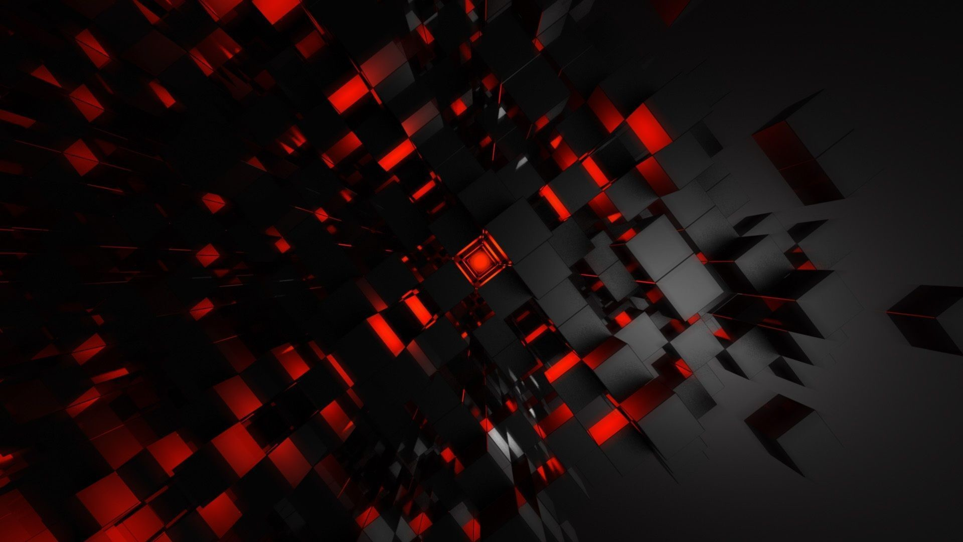 Cool Background Red And Black