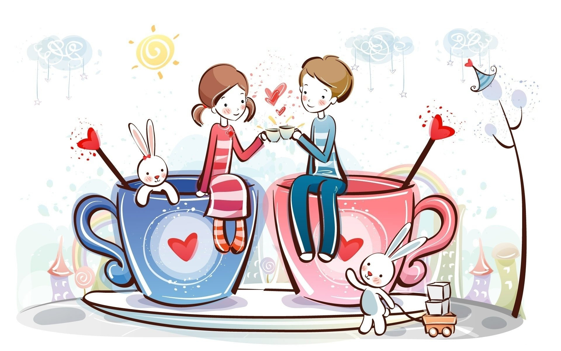 Cute Couple Wallpapers 78 Background Pictures