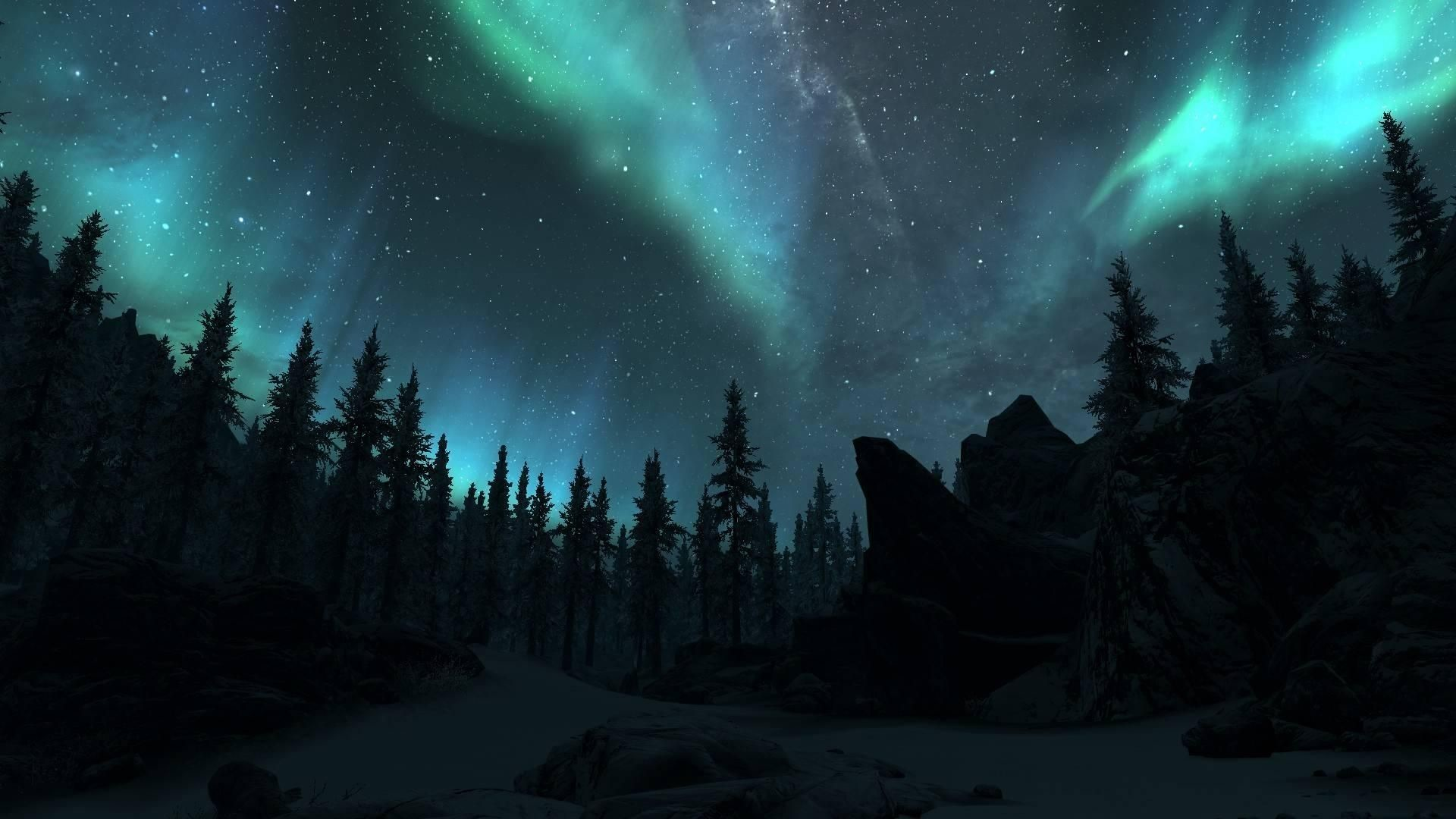 Aurora Borealis Wallpapers HD (76+ background pictures)