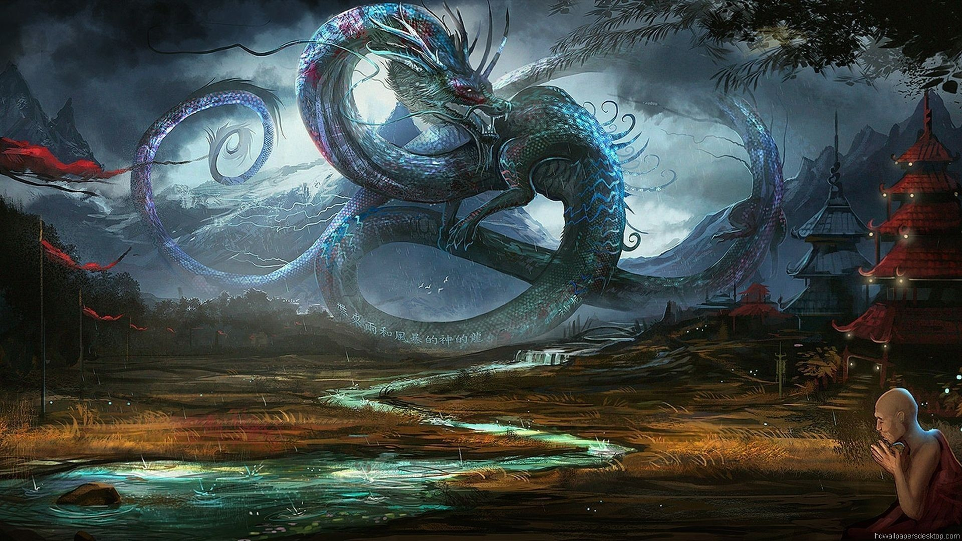 Dragon Art Wallpapers 70 Background Pictures