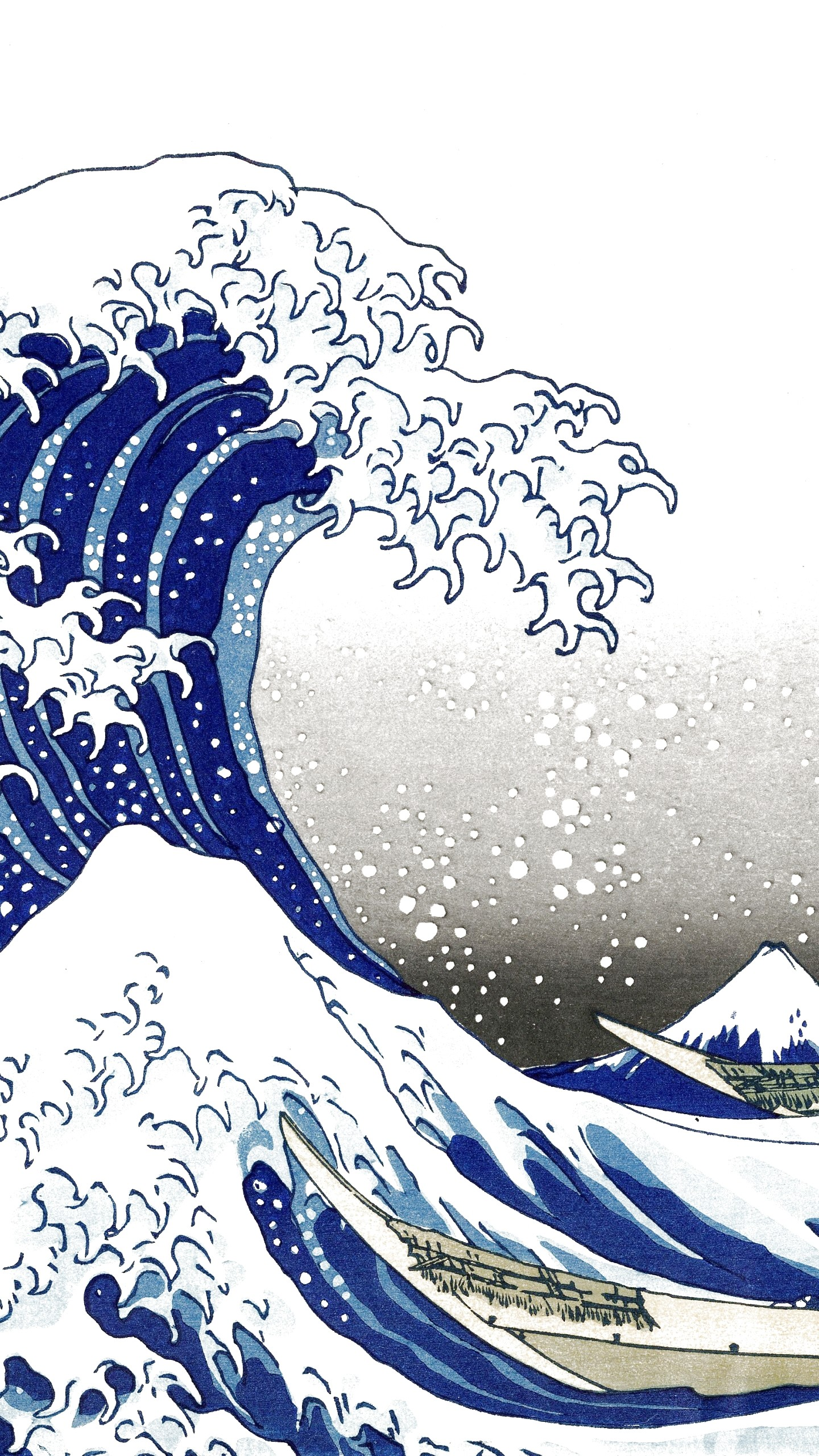 3200x1080 Wallpaper Title Great Wave Off Kanagawa 9 Category Art Creative Wallpapers Tags For