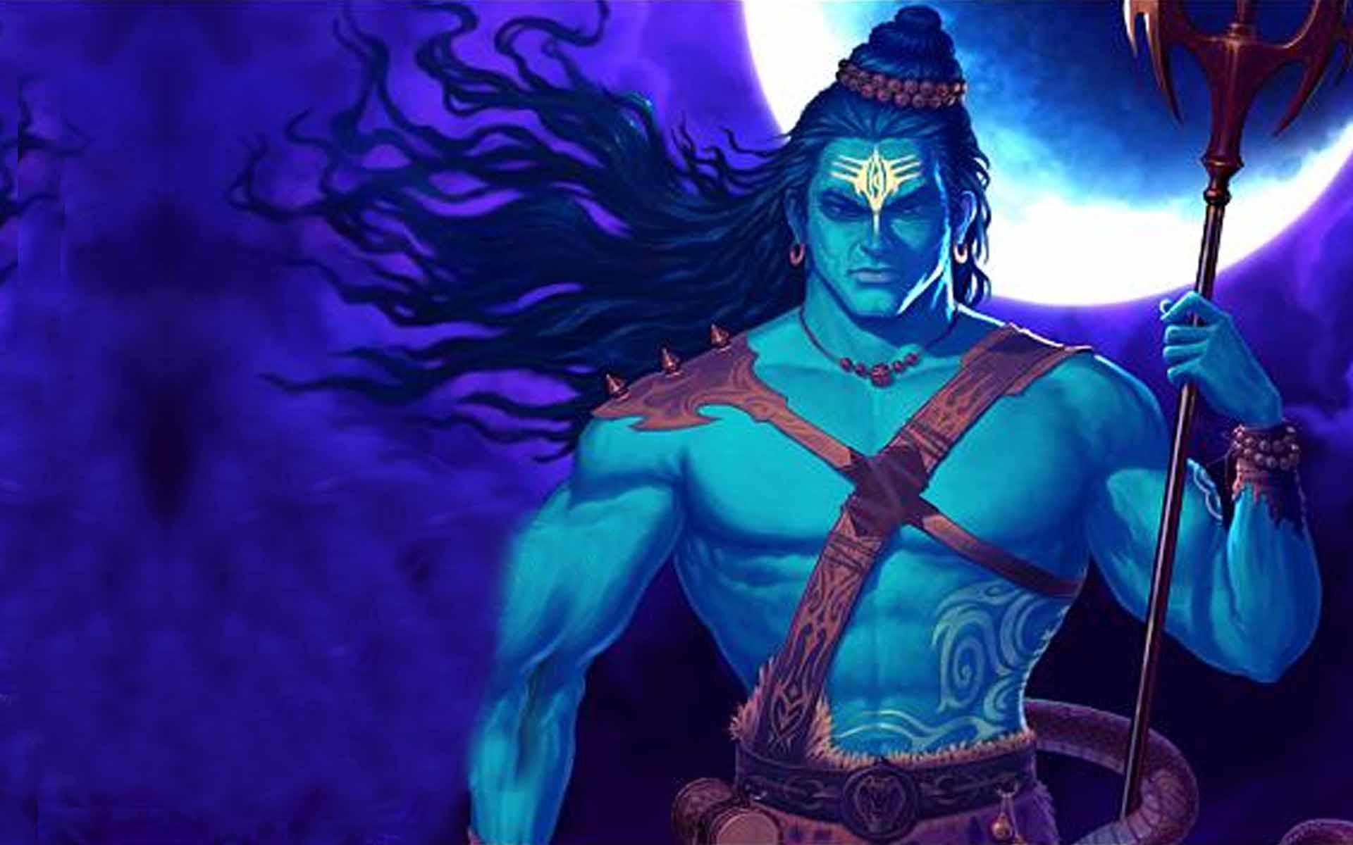 Shiva Wallpaper In Hd: Lord Shiva Wallpapers (73+ Background Pictures