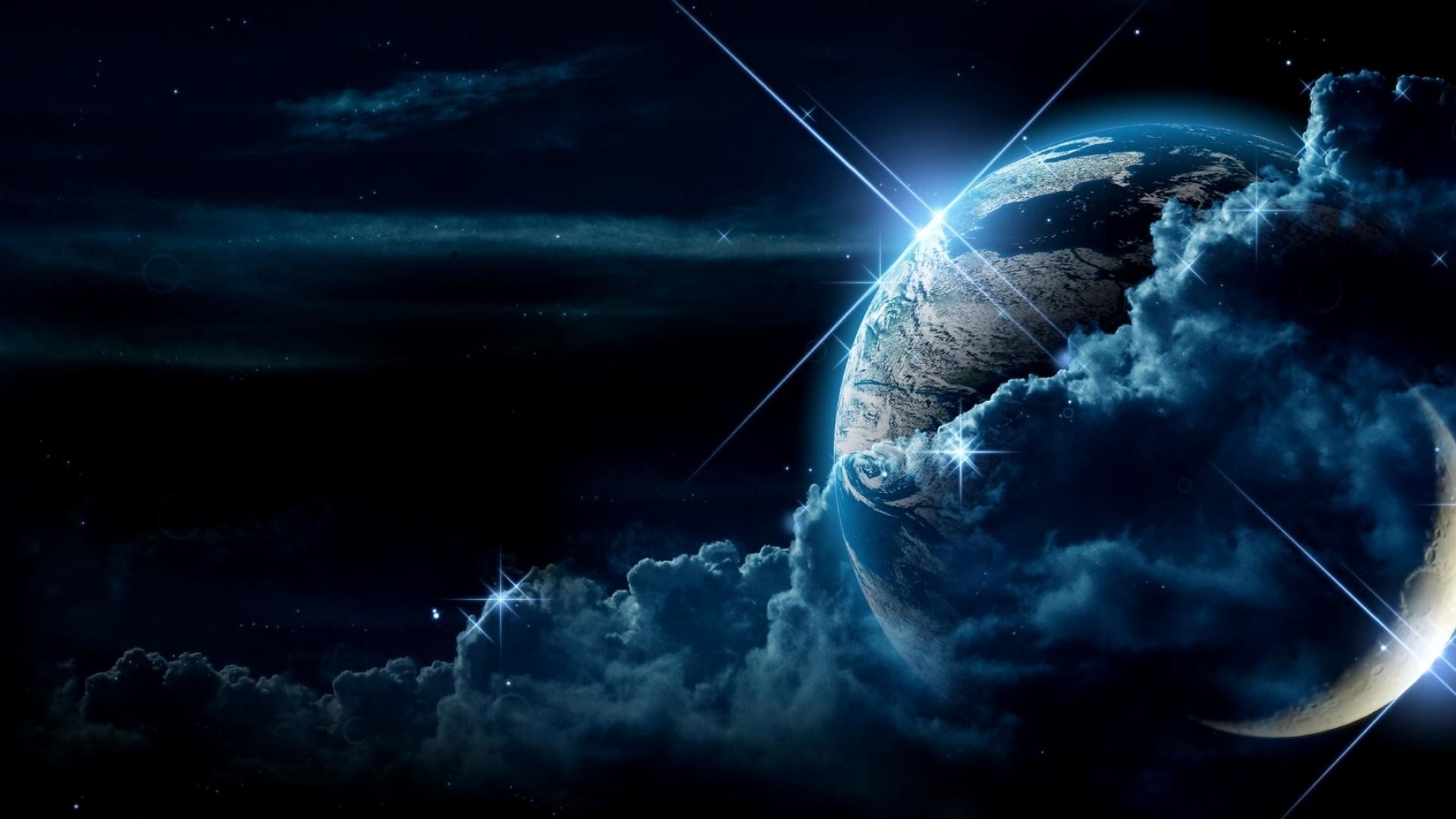 Hd Space Wallpapers 80 Background Pictures