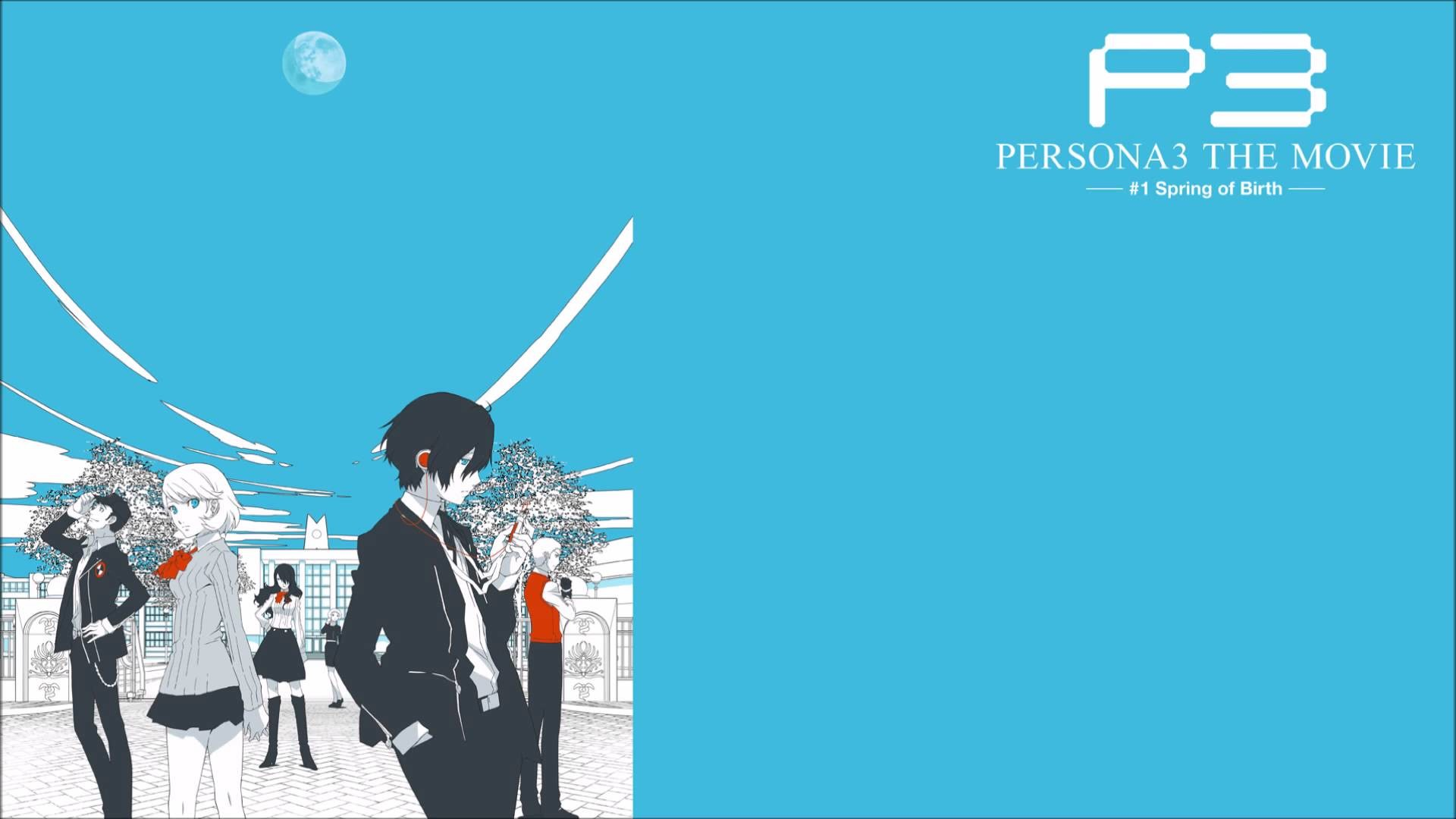Persona 3 Portable Wallpapers (60+ background pictures)