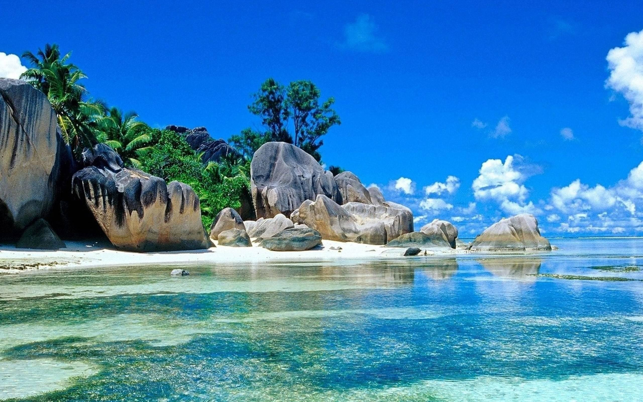 Tropical Beach Wallpapers Desktop 68 Background Pictures