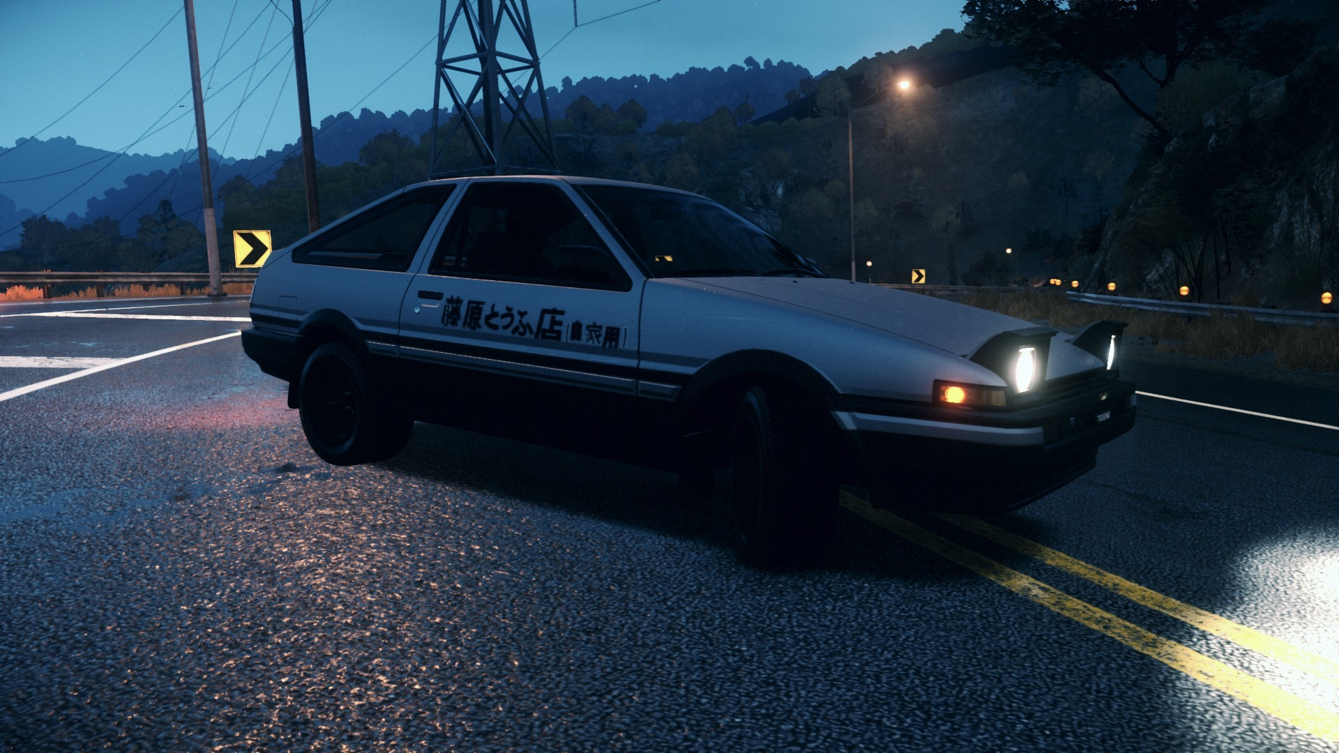 Ae86 Trueno Wallpapers 78 Background Pictures