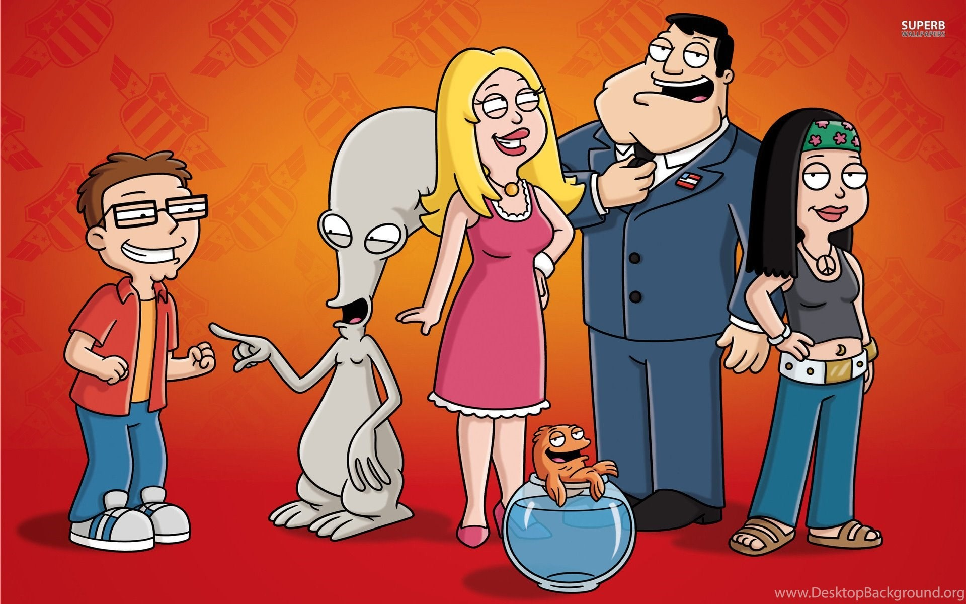 American Dad Wallpapers (68+ background pictures)