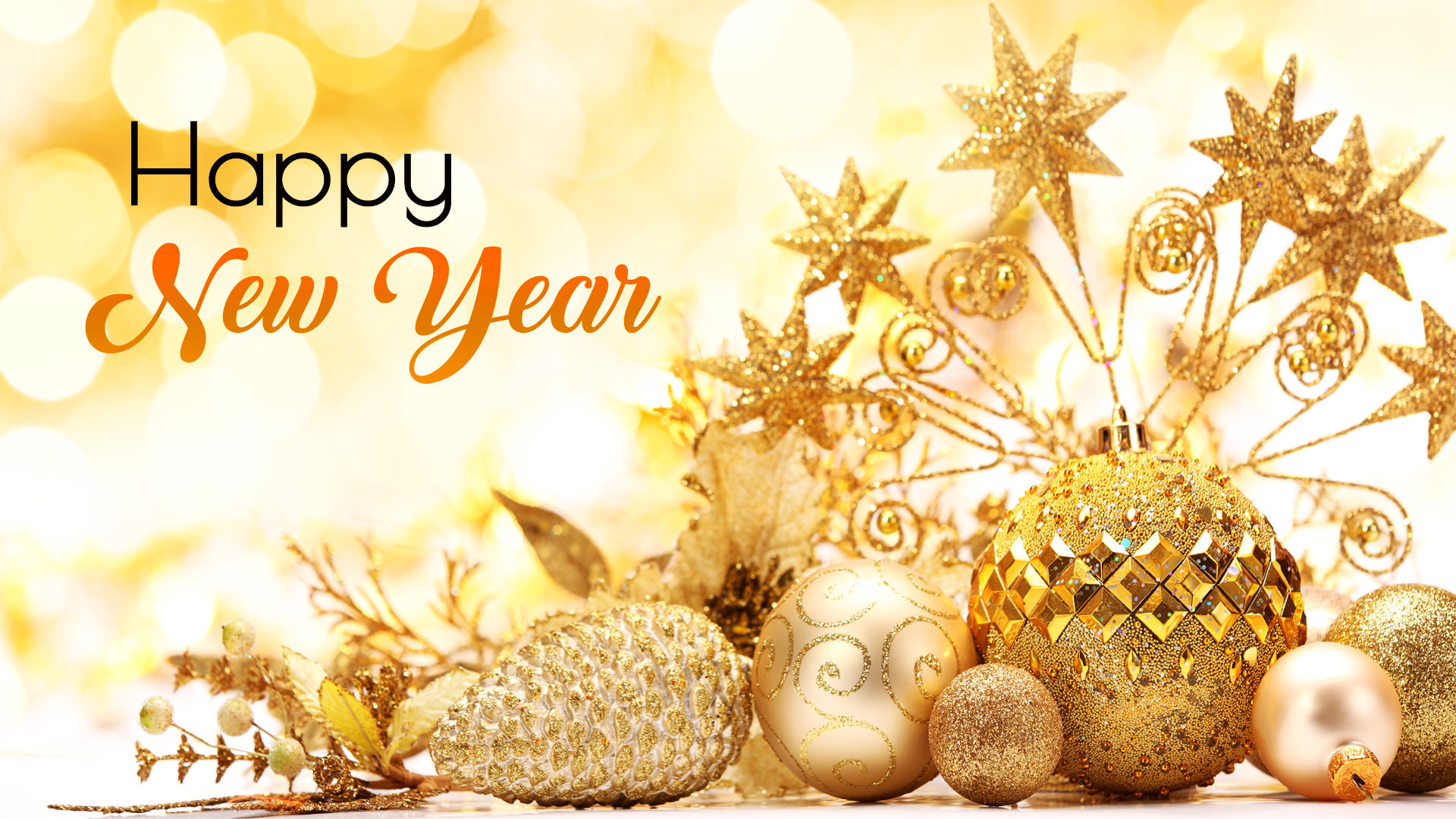 Happy New Year Wallpapers (69+ background pictures)