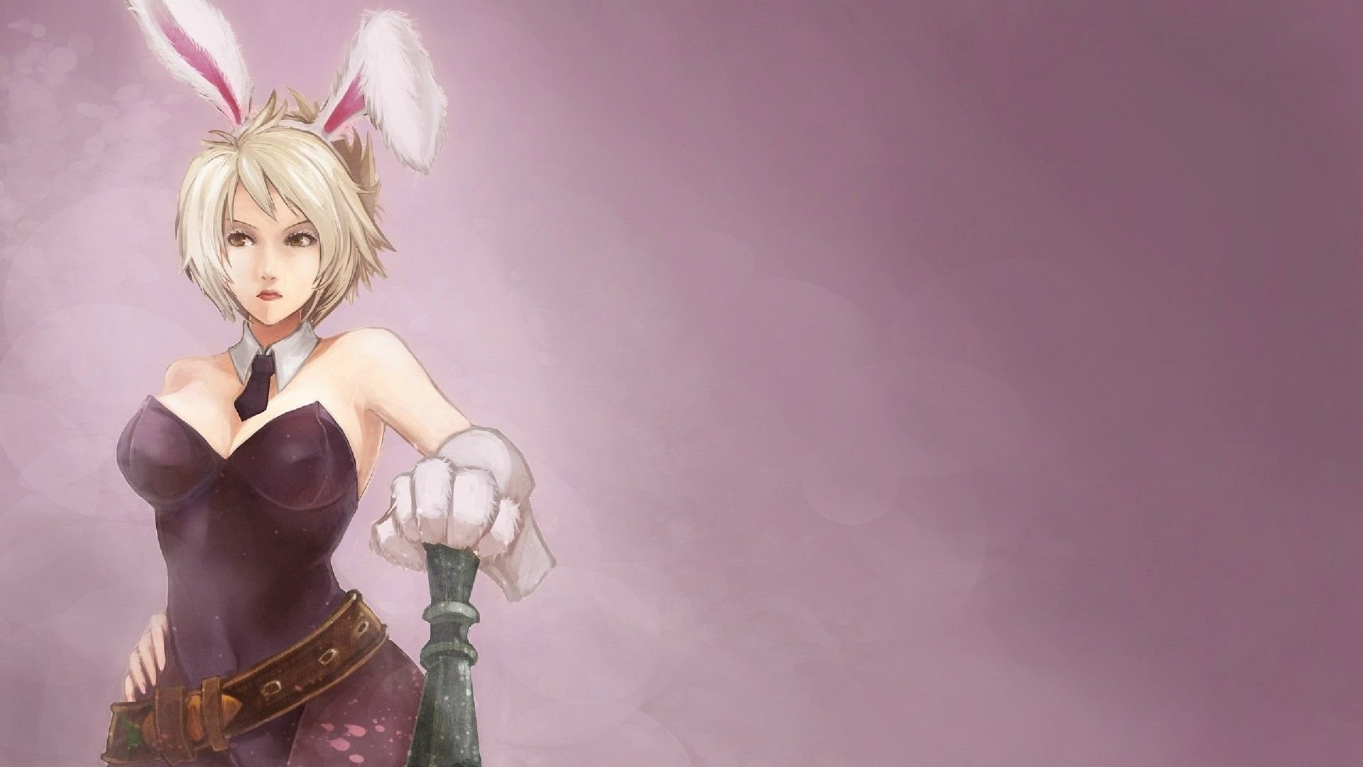 Battle Bunny Riven Wallpaper Source Many HD
