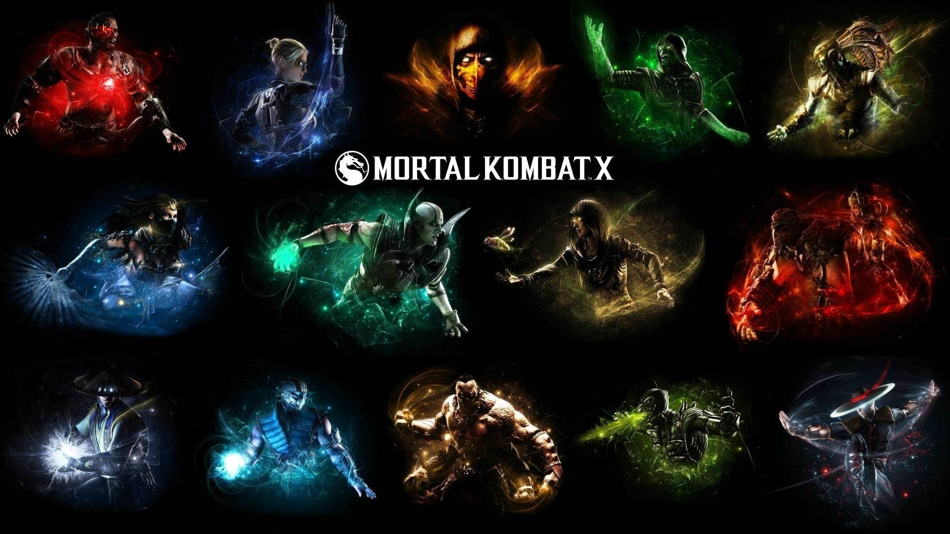 Mortal Kombat HD Wallpapers (85+ background pictures)