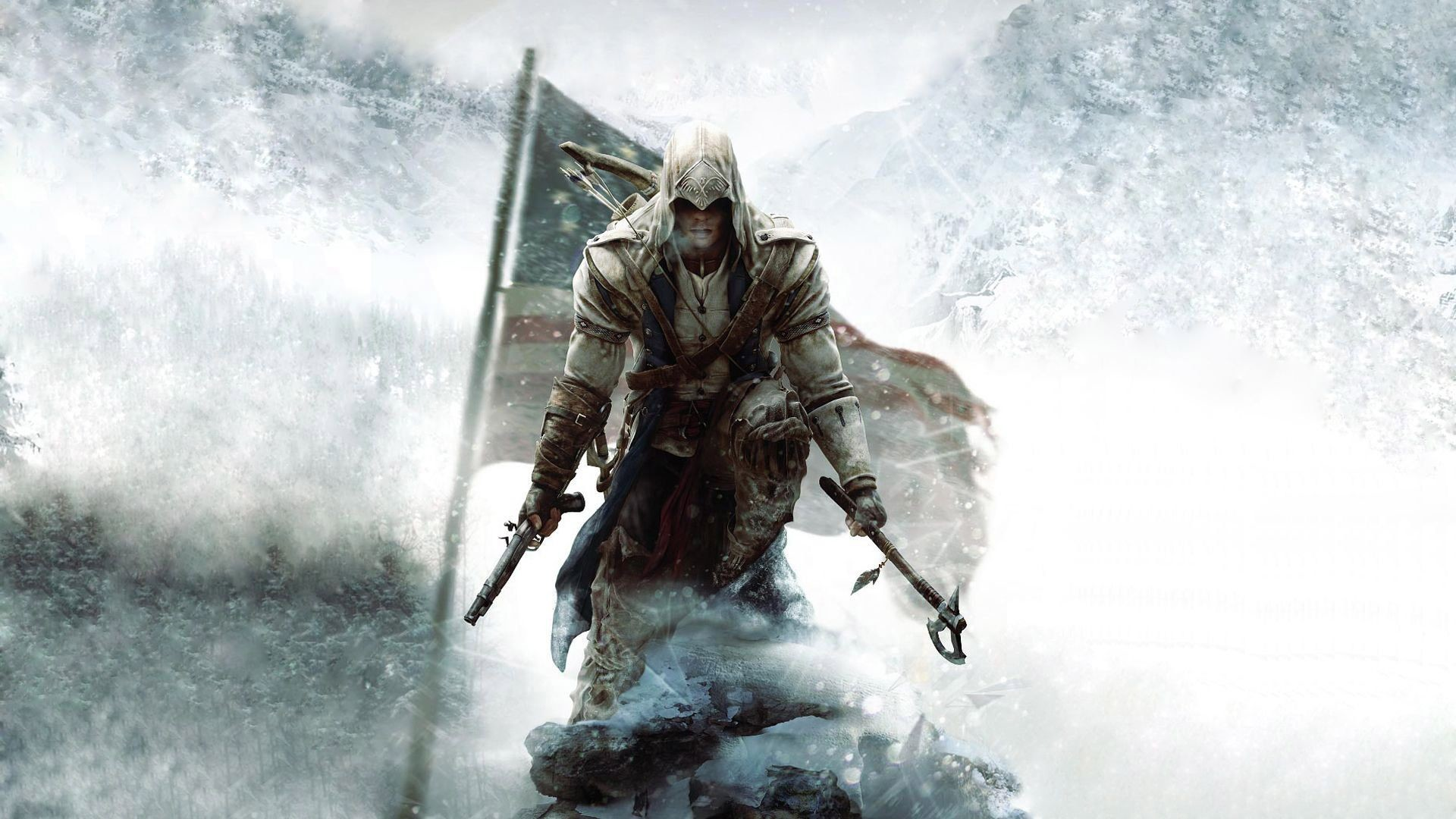 Assassins Creed 3 Wallpapers 78 Background Pictures