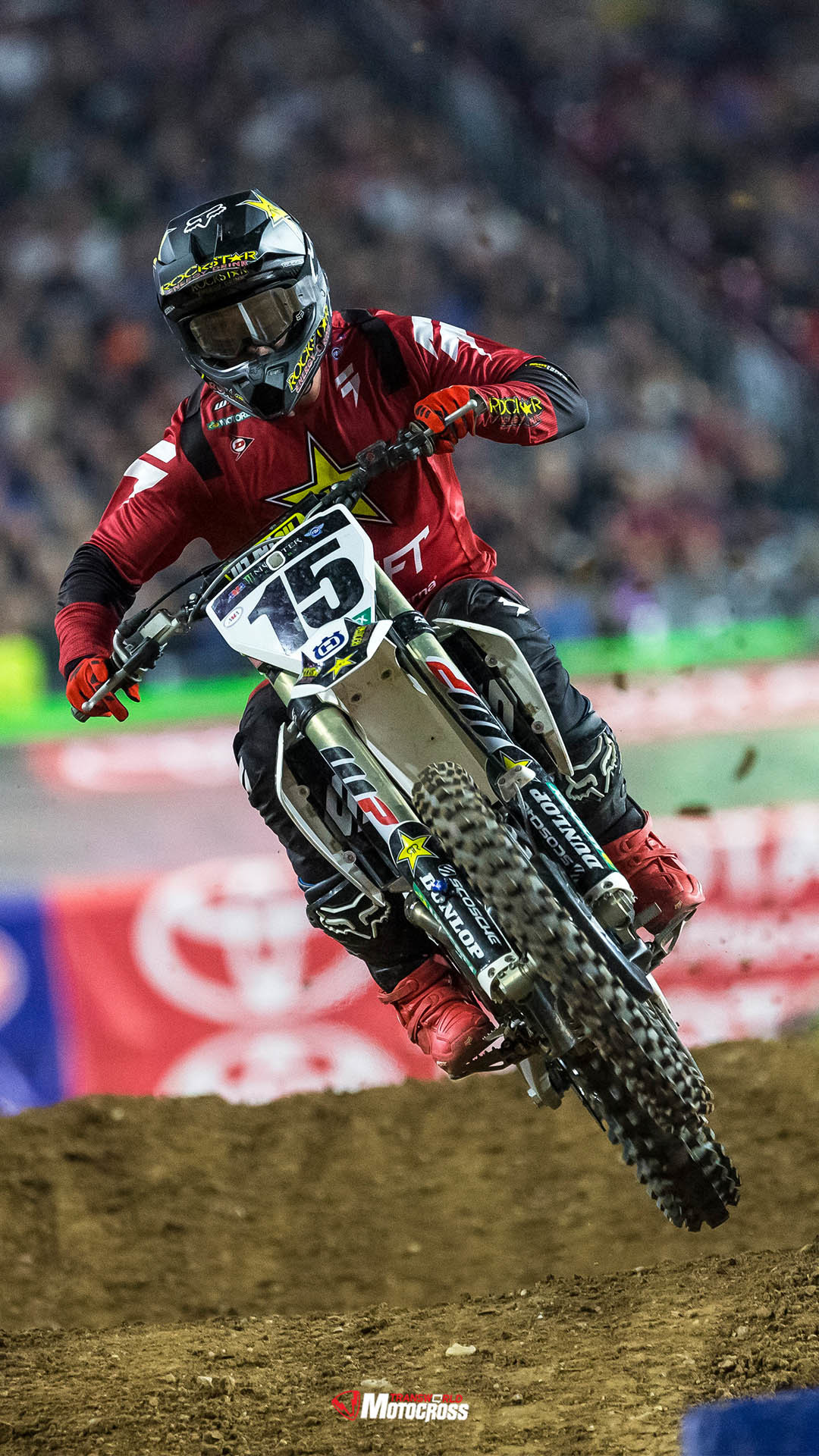 1080x1920 The 2018 Glendale Supercross Was Full Of Action And We Gathered A Handful