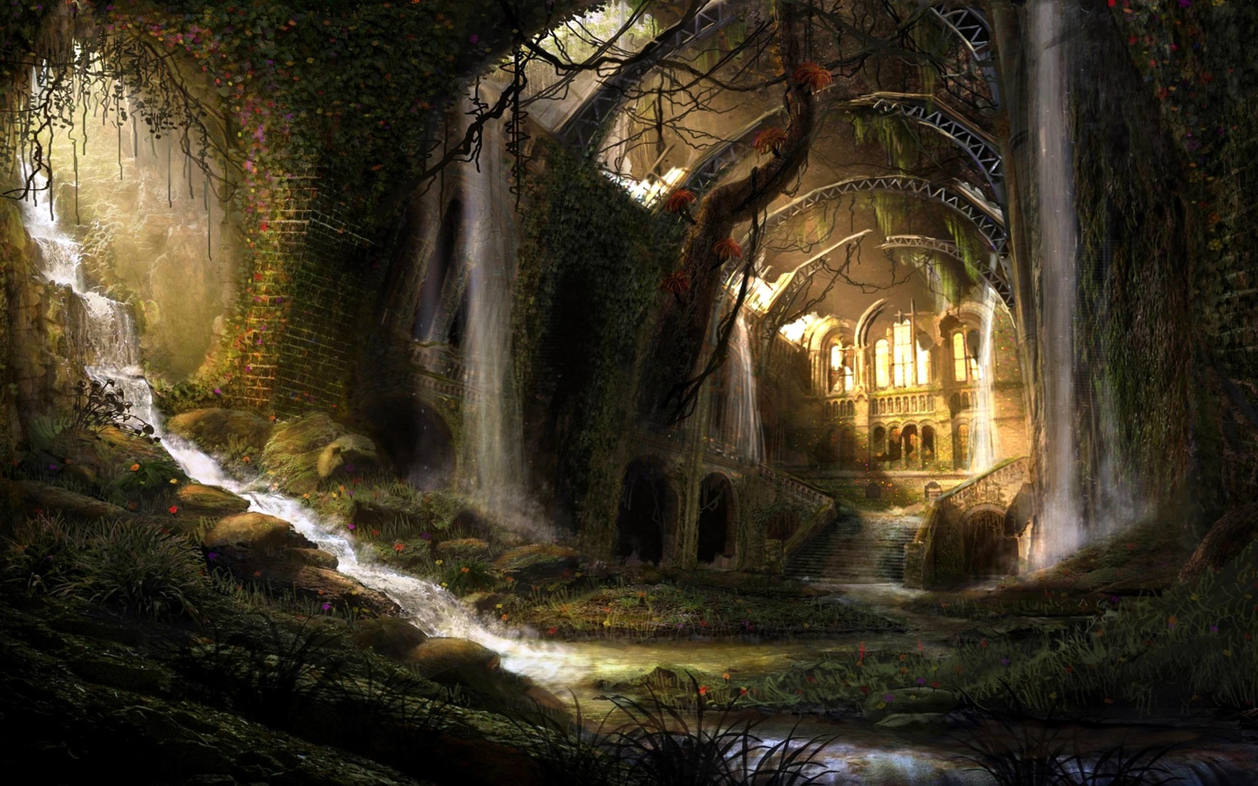 Epic Fantasy Wallpapers 87 Background Pictures