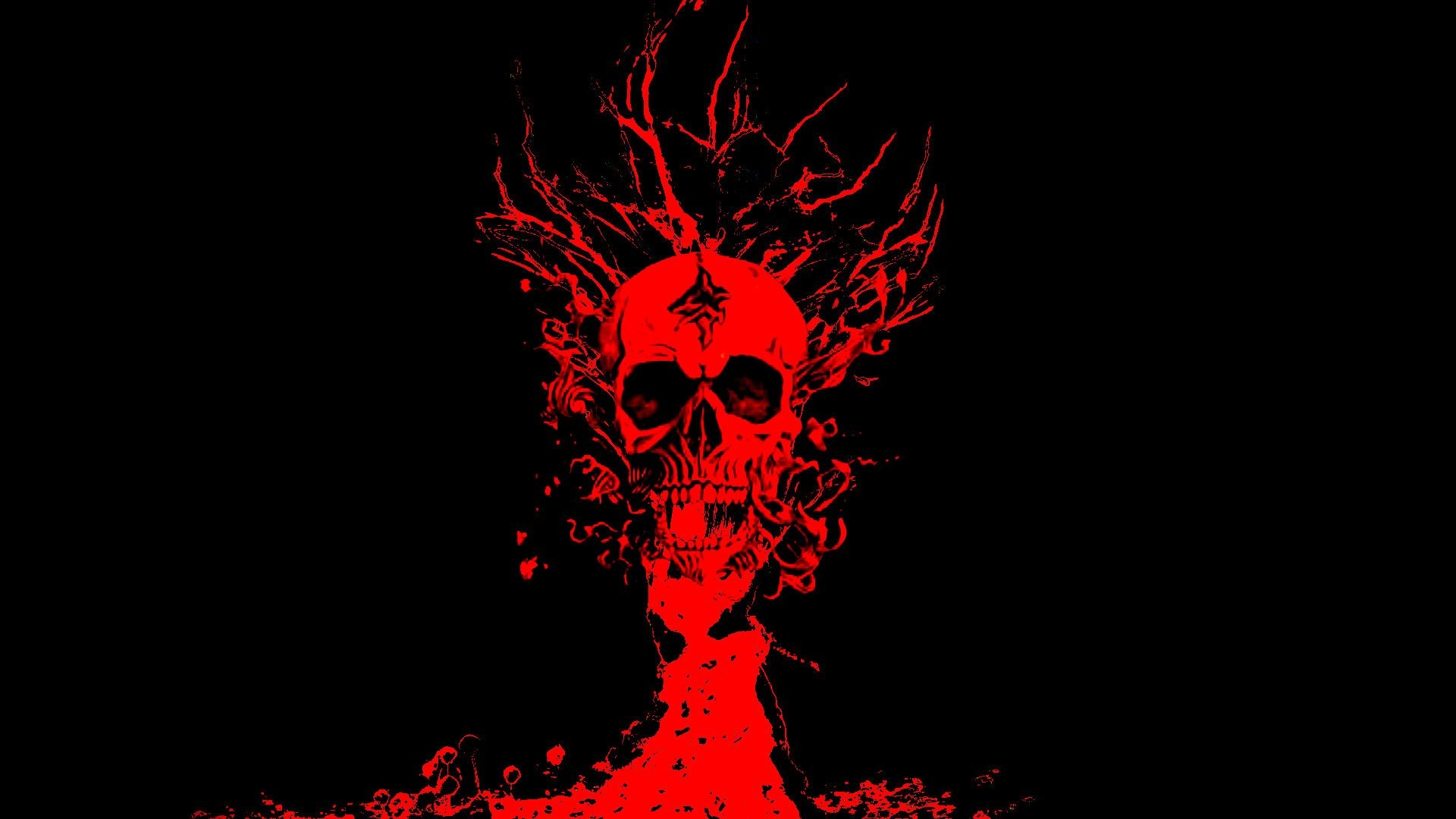 Red Skull Wallpapers 68 Background Pictures