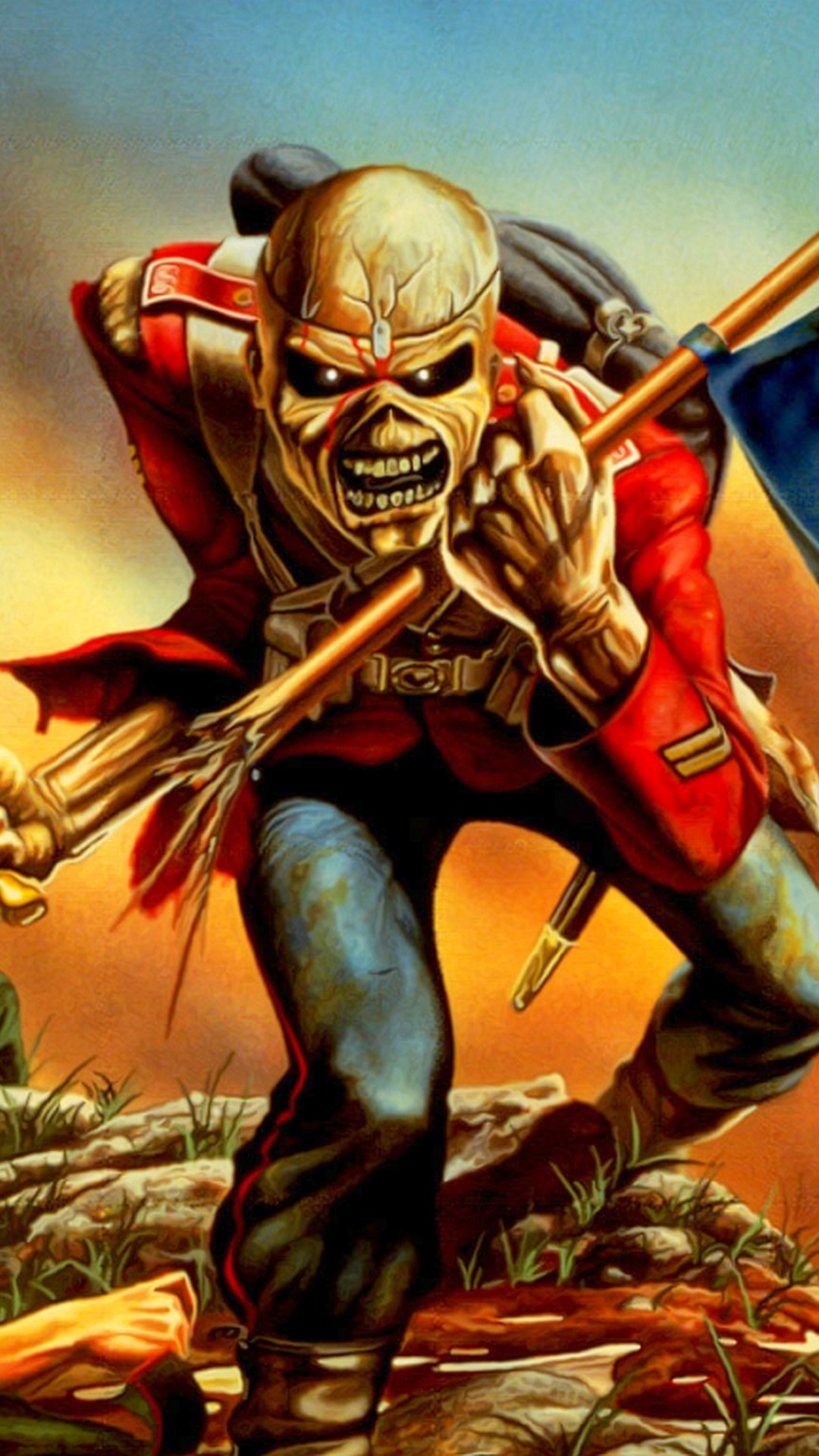 Iron Maiden Wallpapers (77+ background pictures)