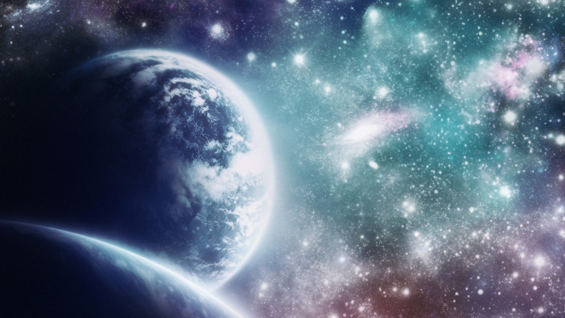 Hd Space Wallpapers 1080p 80 Background Pictures
