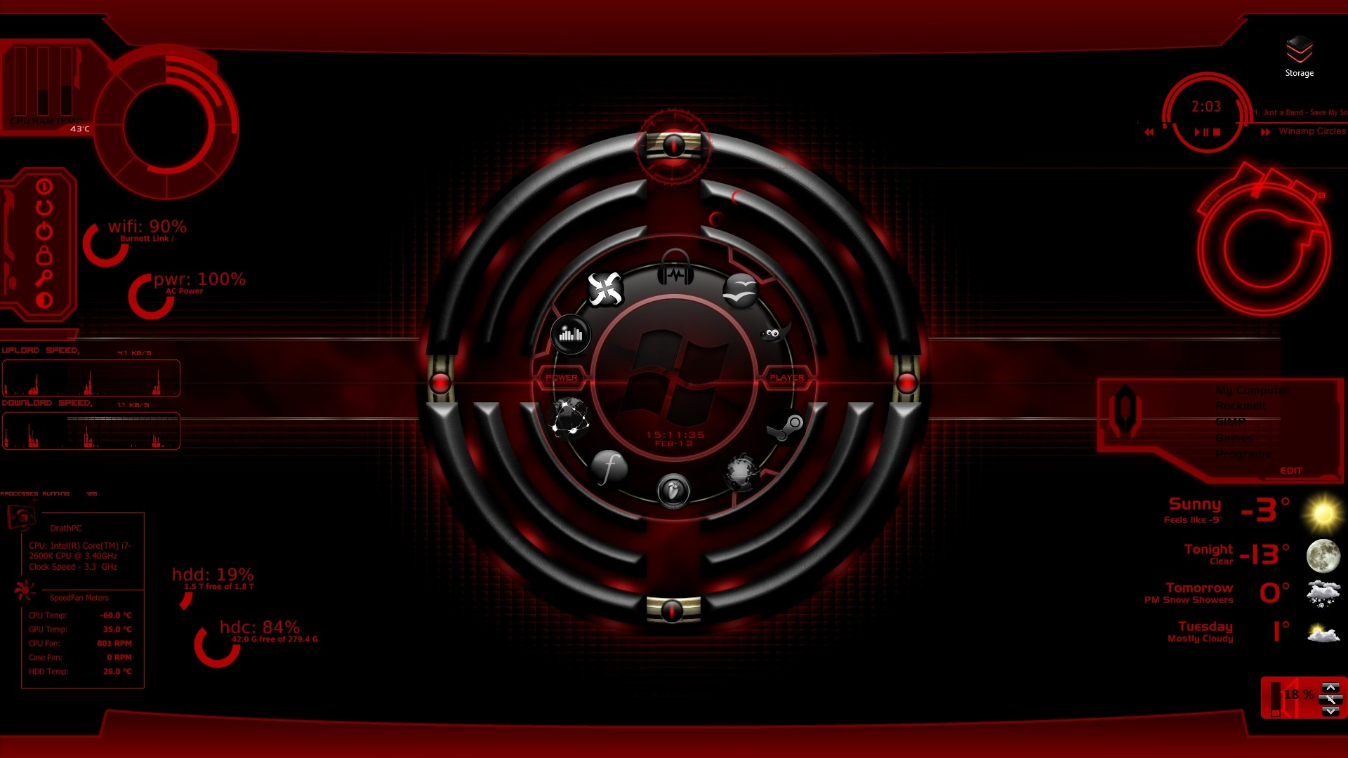 Red Alienware Wallpapers 74 Background Pictures