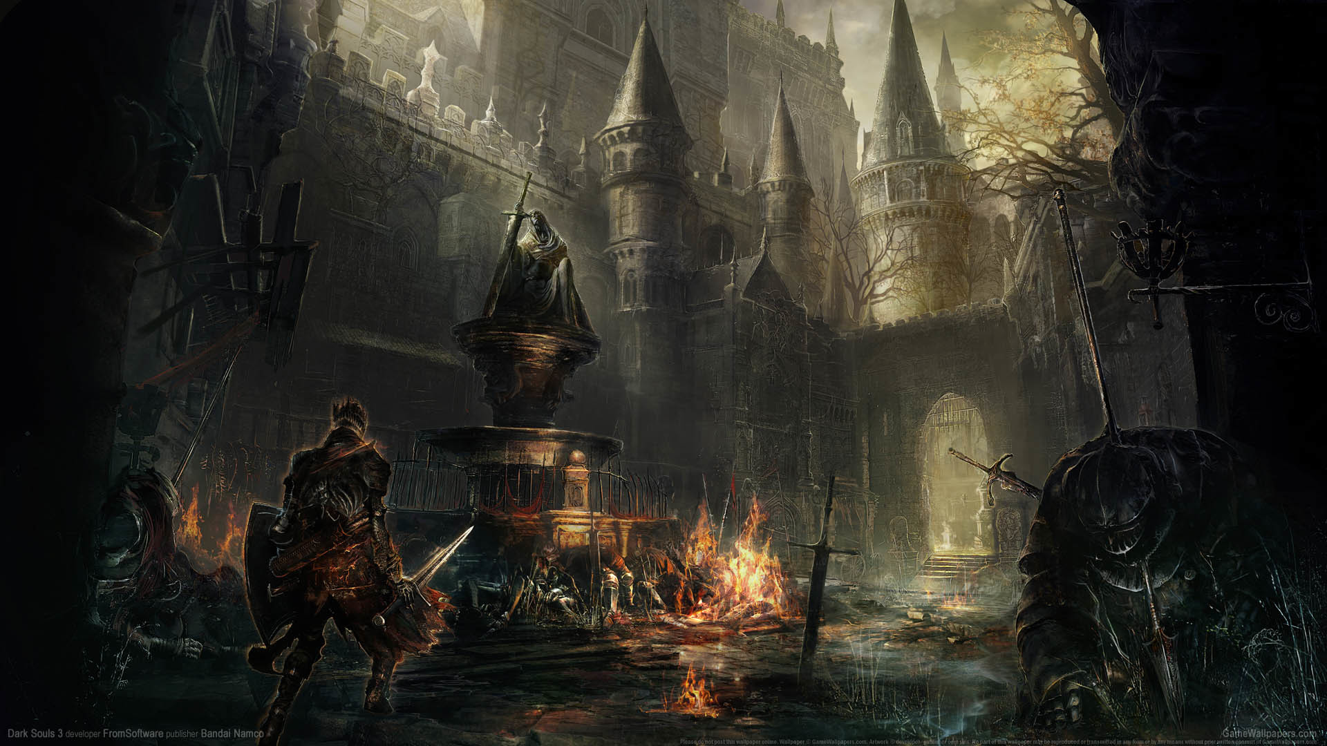 Dark Souls 3 Wallpapers 80 Background Pictures