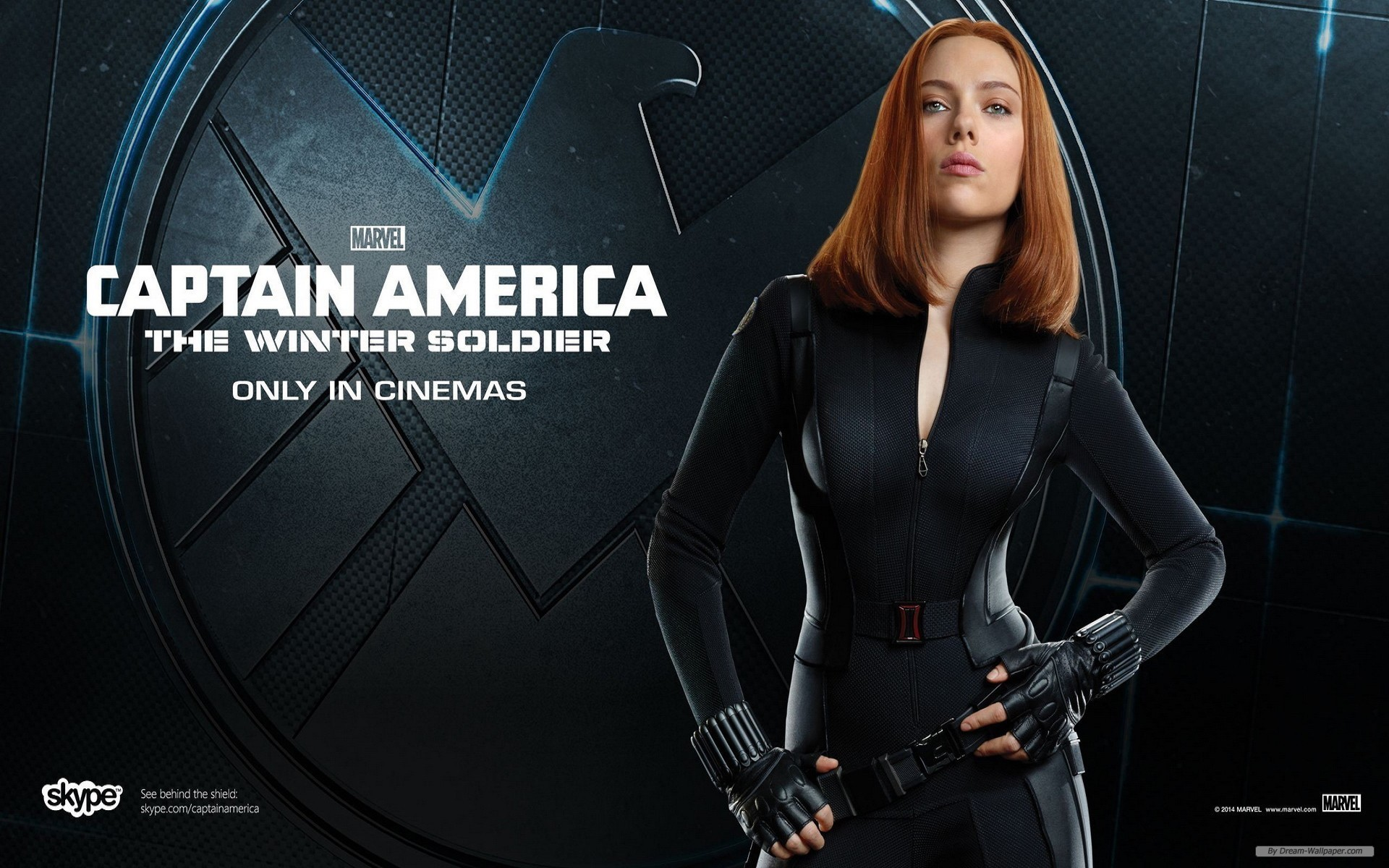 Captain America The Winter Soldier Wallpapers (81+ background pictures)