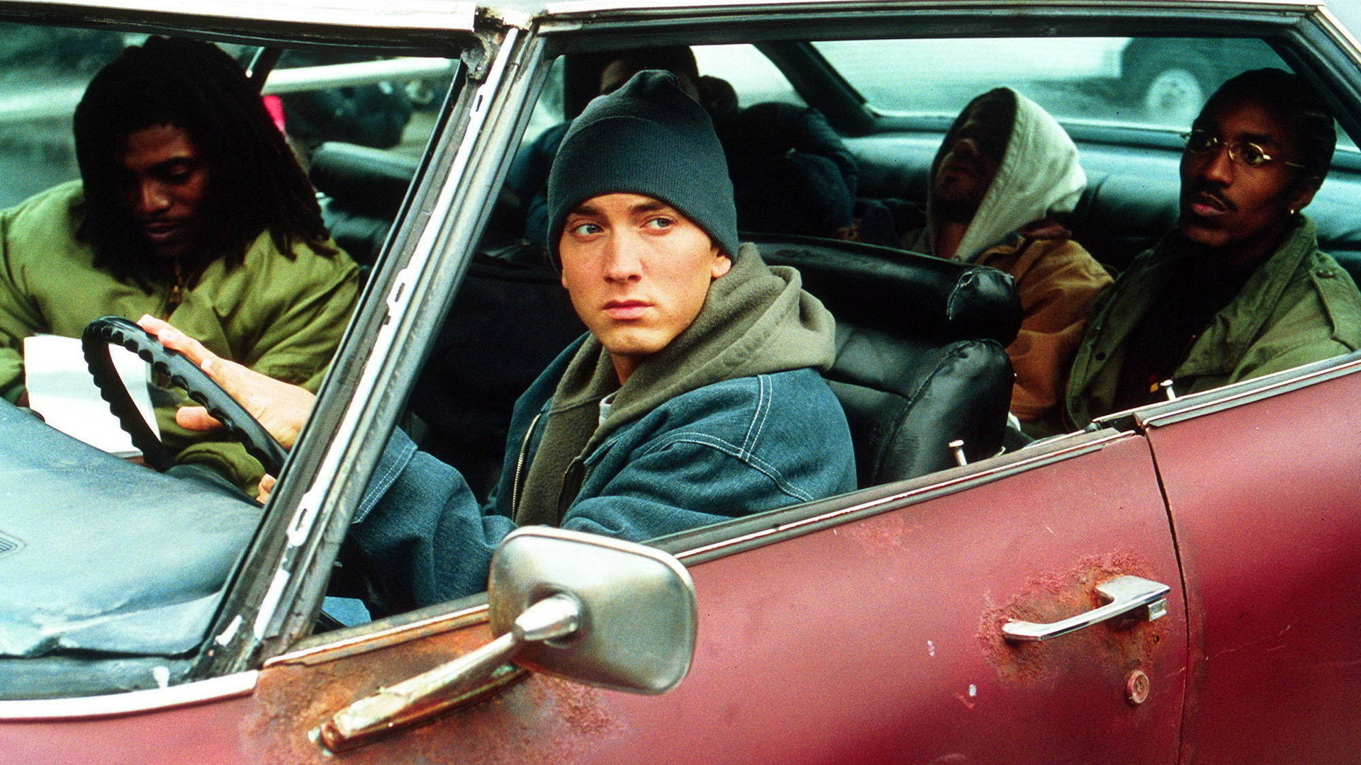 The 8 Mile