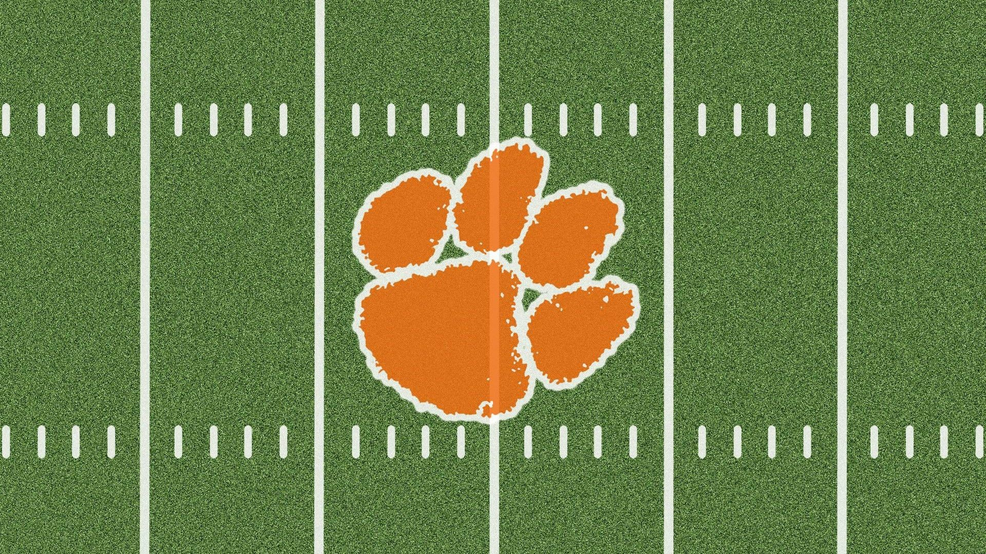 background Clemson pictures) (59+ Wallpapers