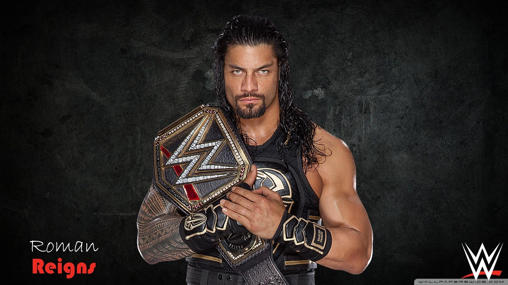 Roman Reigns Logo Wallpapers (81+ background pictures)