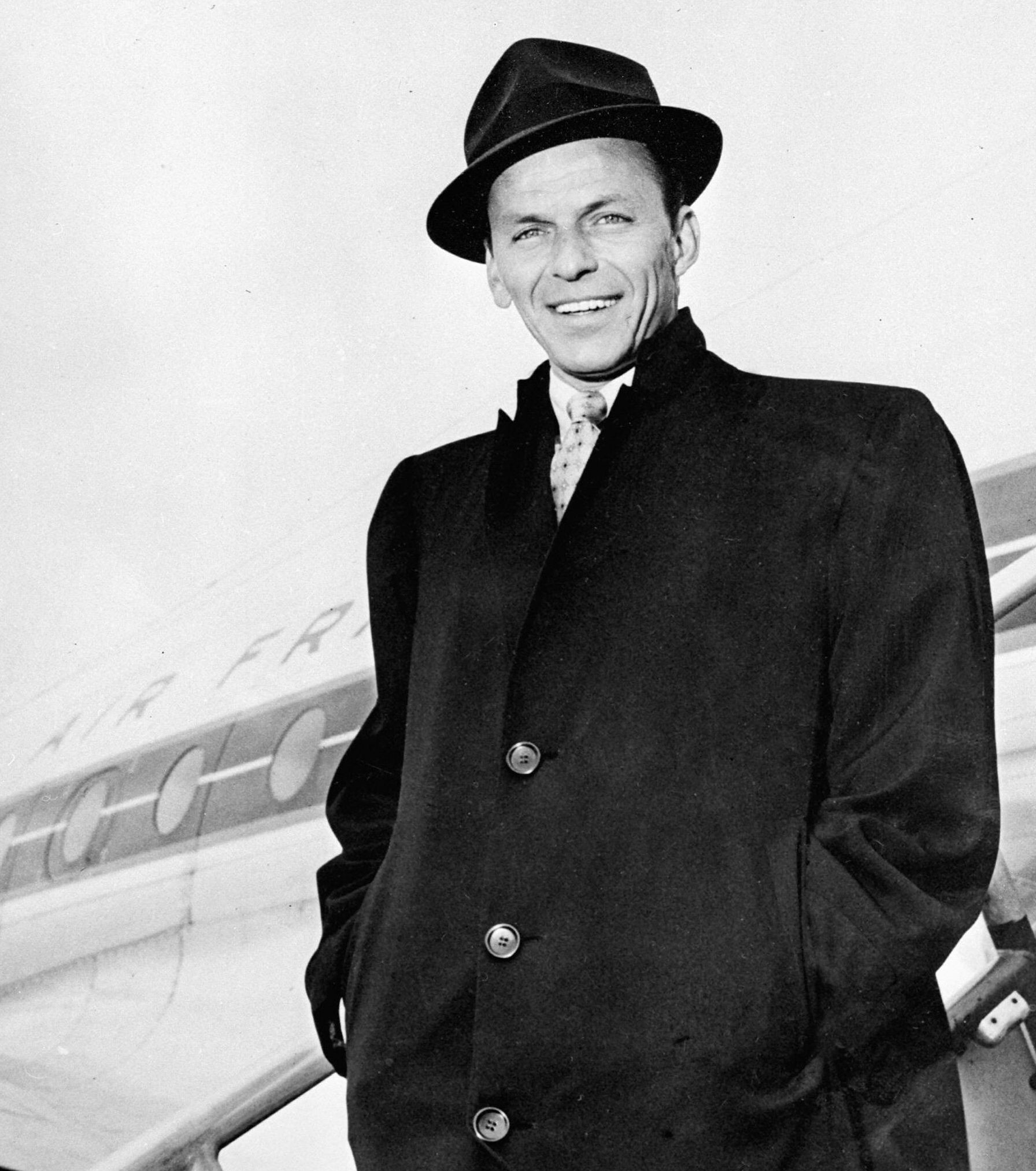 Frank Sinatra Wallpapers (53+ background pictures)