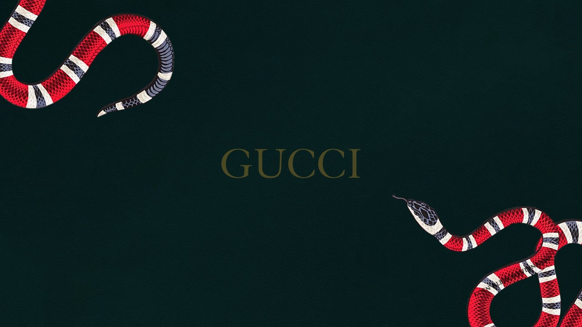 Gucci Logo Wallpapers (84+ background pictures)