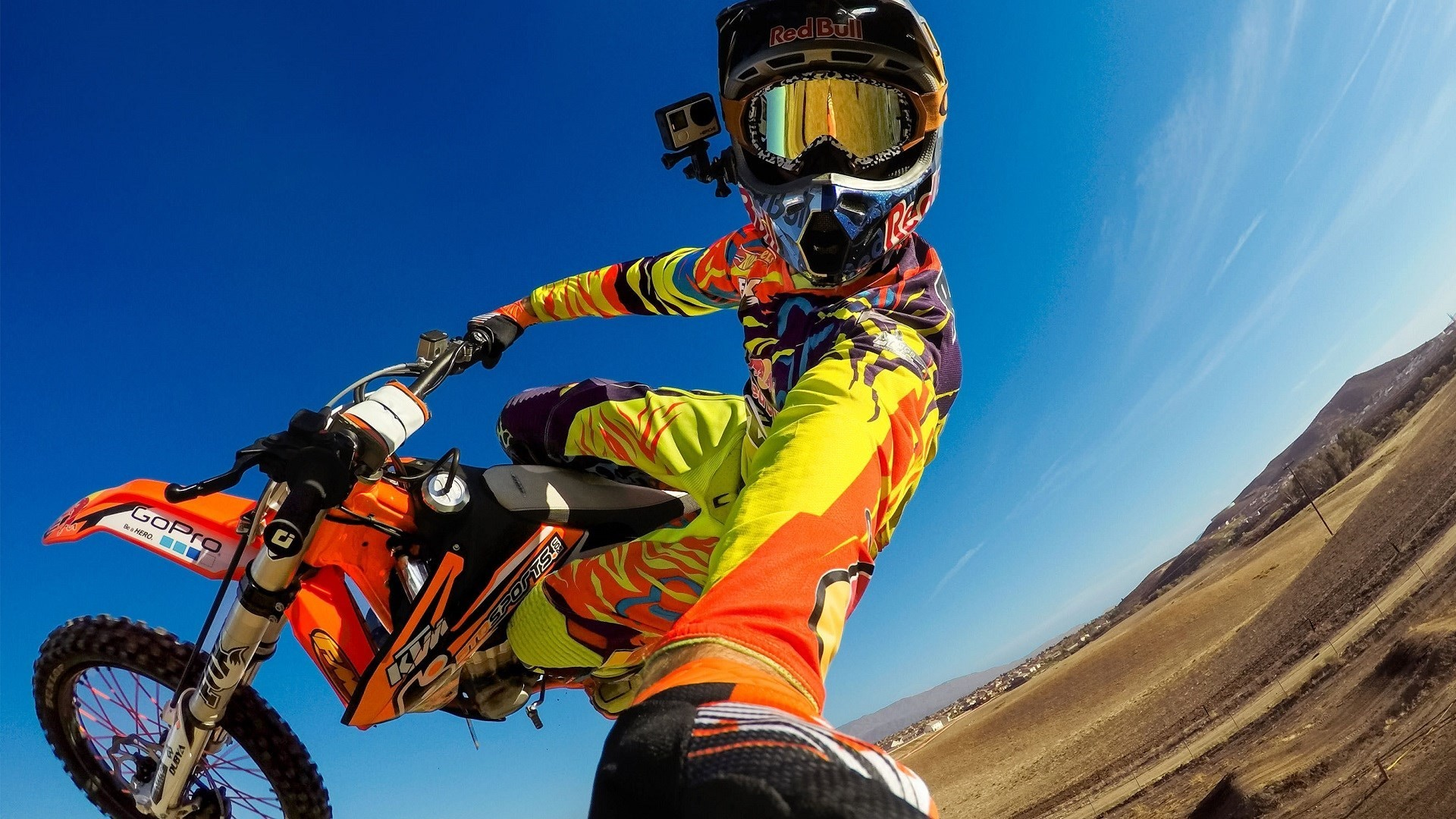 10 New Ktm Dirt Bike Wallpapers Full Hd 1080p For Pc: Wallpapers Motocross Ktm (68+ Background Pictures
