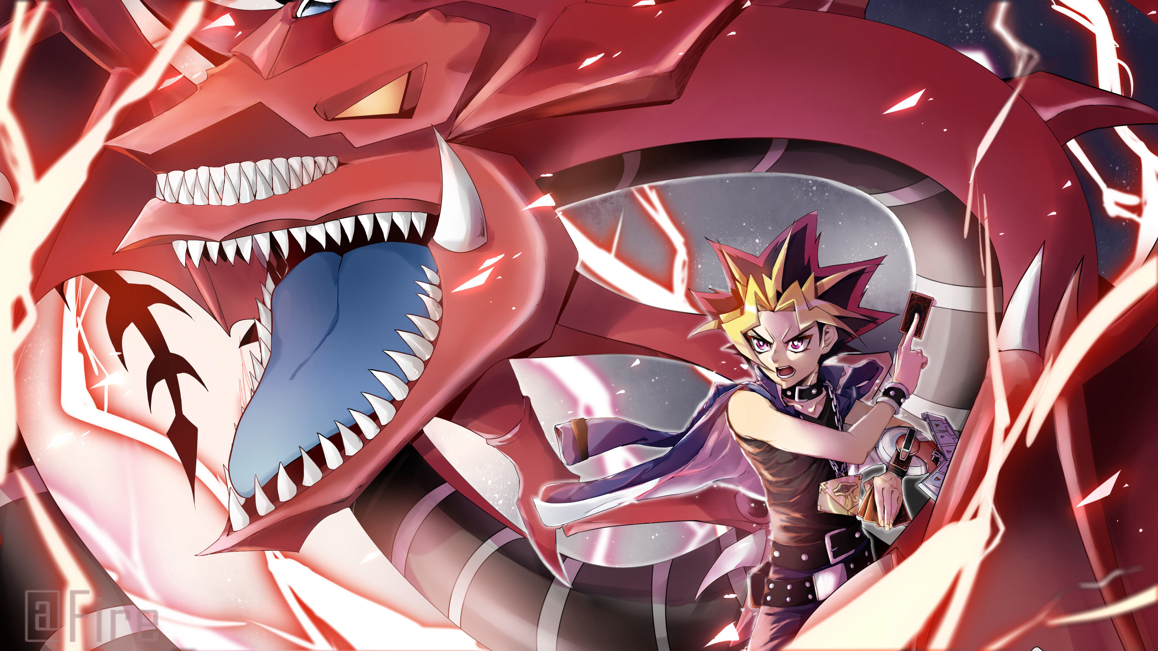 yugioh slifer the sky dragon wallpapers  54  background