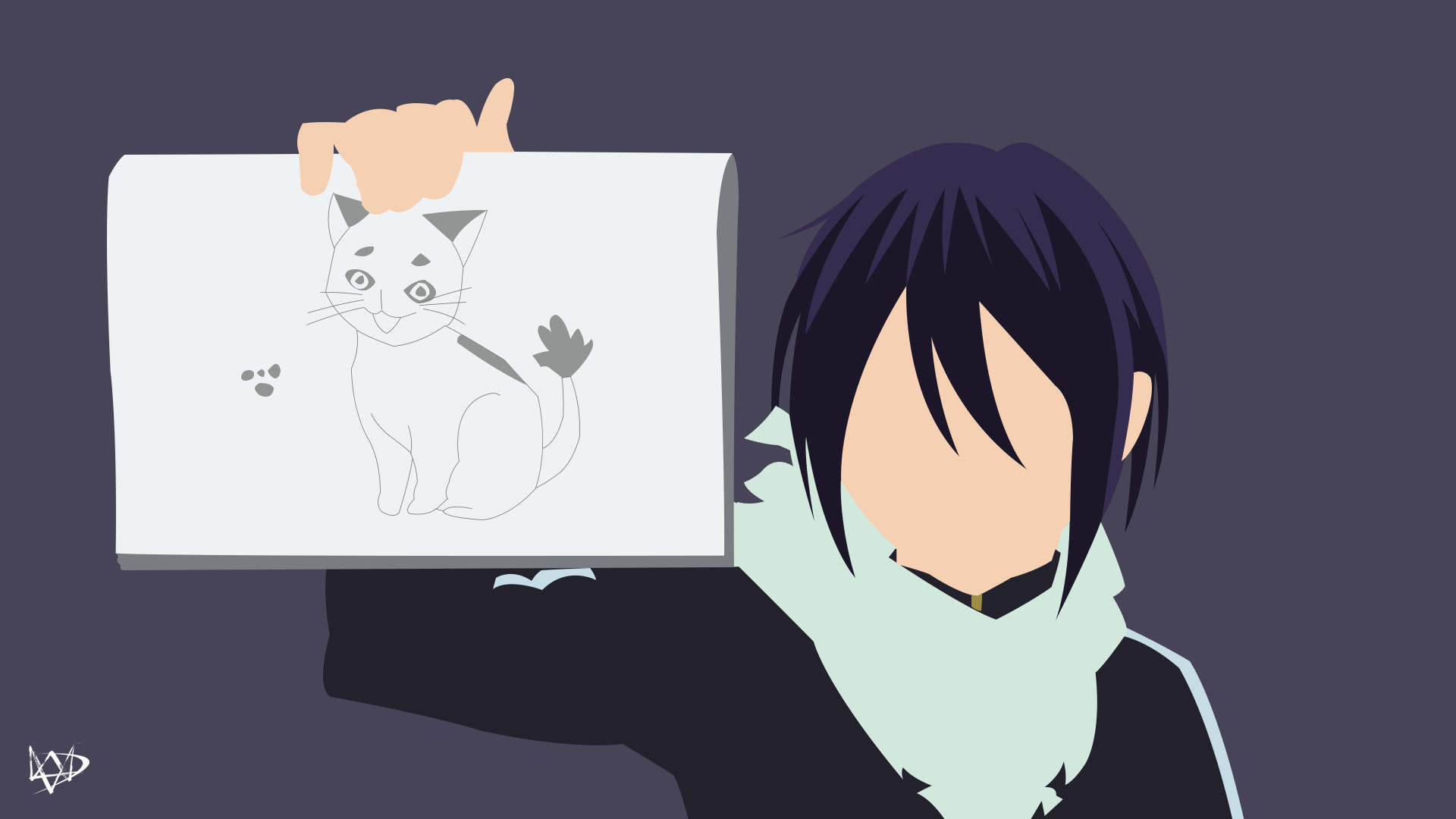 Minimalist Anime Wallpapers (83+ background pictures)