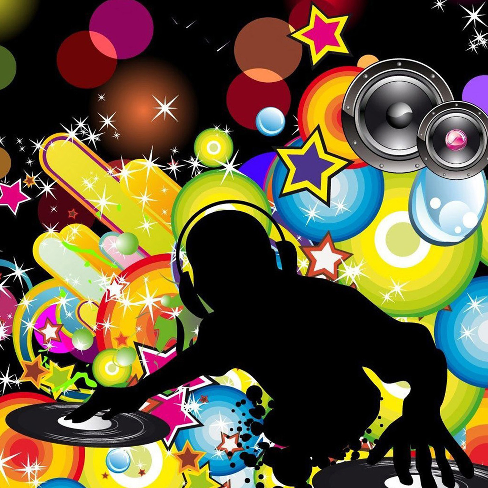 House Music Dj Wallpapers (69+ background pictures)