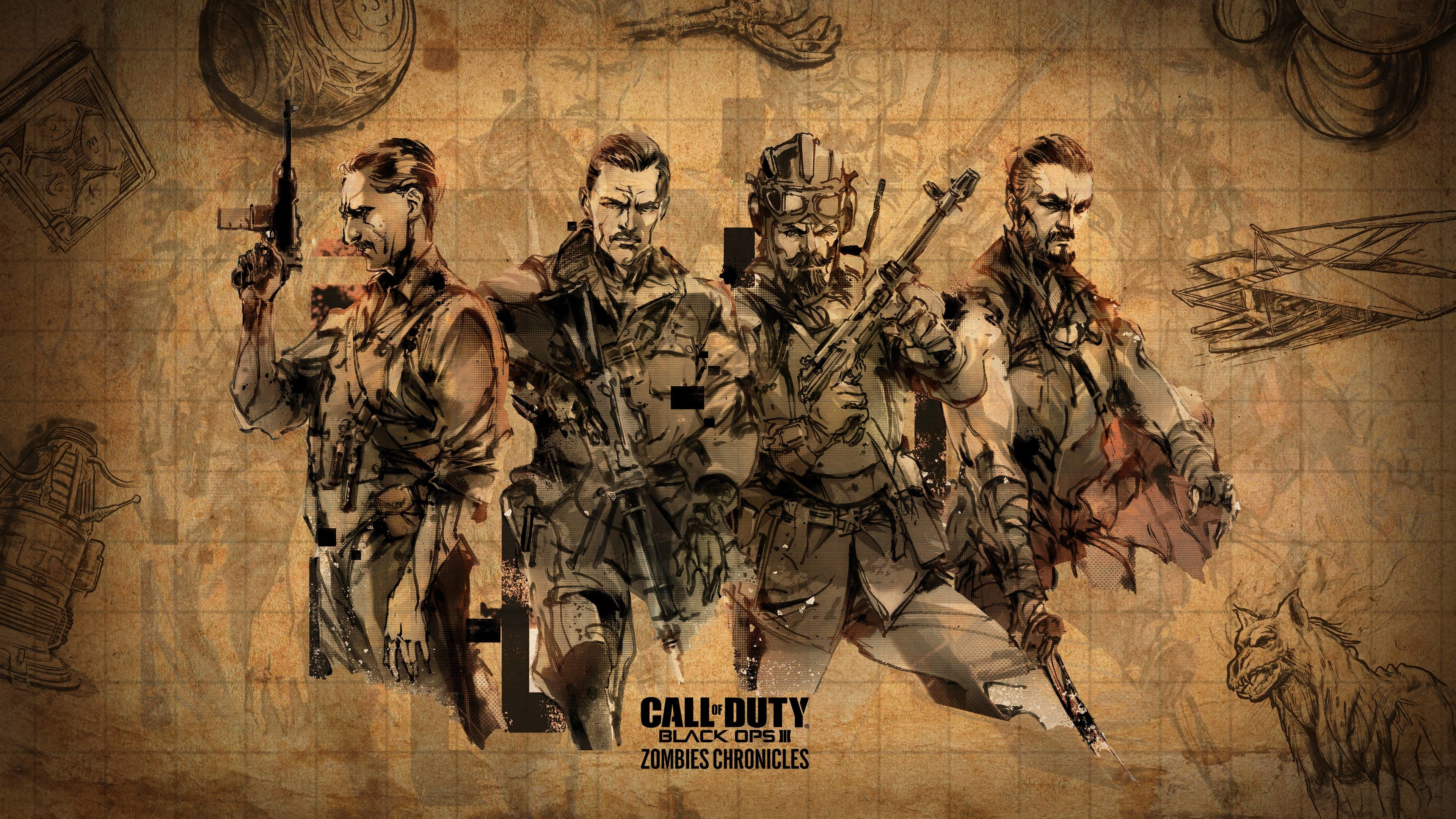 Call Of Duty Zombies Wallpapers: Black Ops Zombies Wallpapers 1080P (82+ Background Pictures