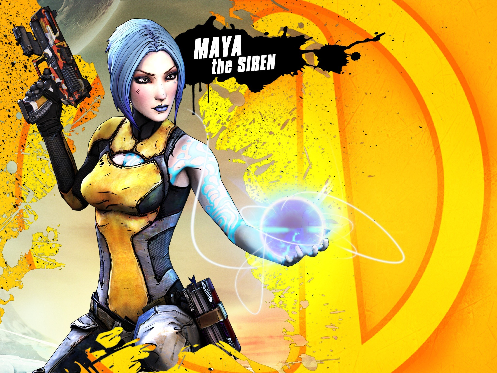 Lilith Borderlands 2 Wallpapers (77+ background pictures)