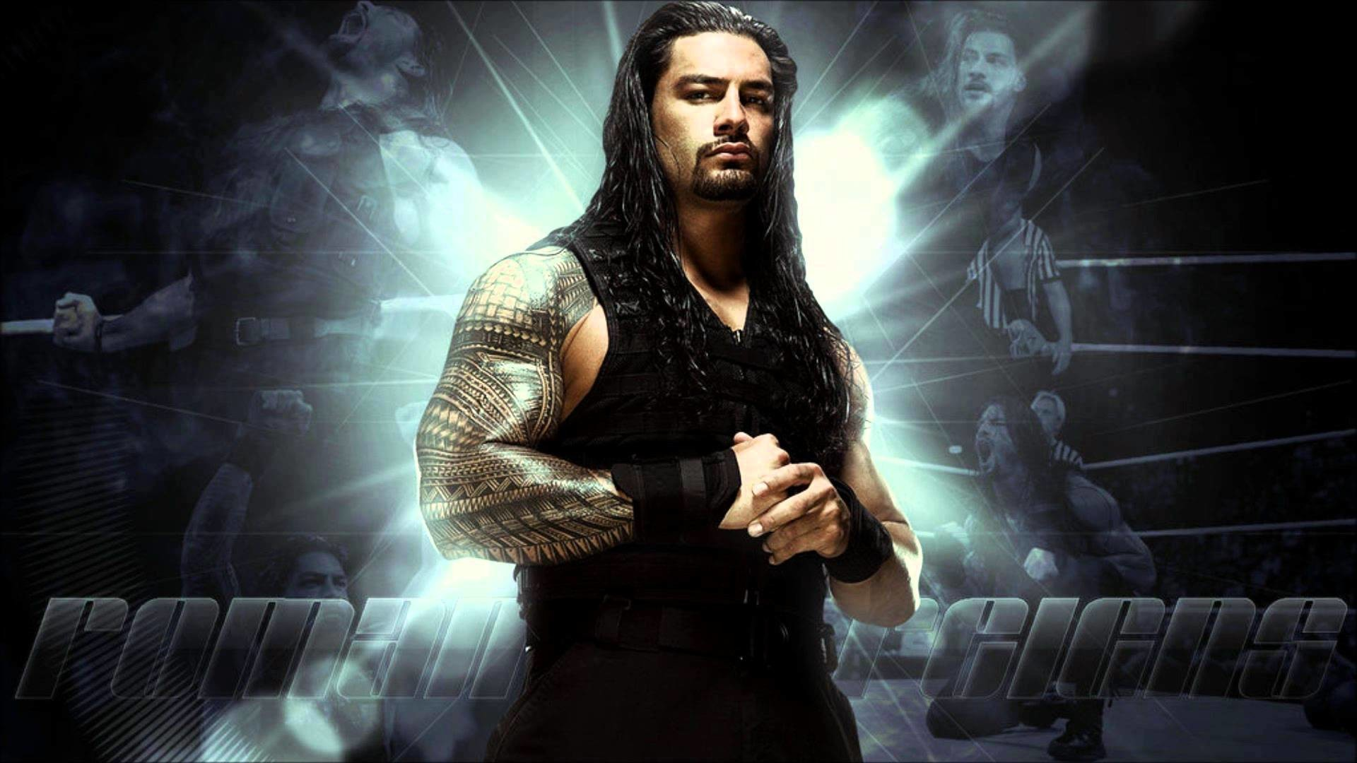 Roman Reigns Logo Wallpapers 81 Background Pictures