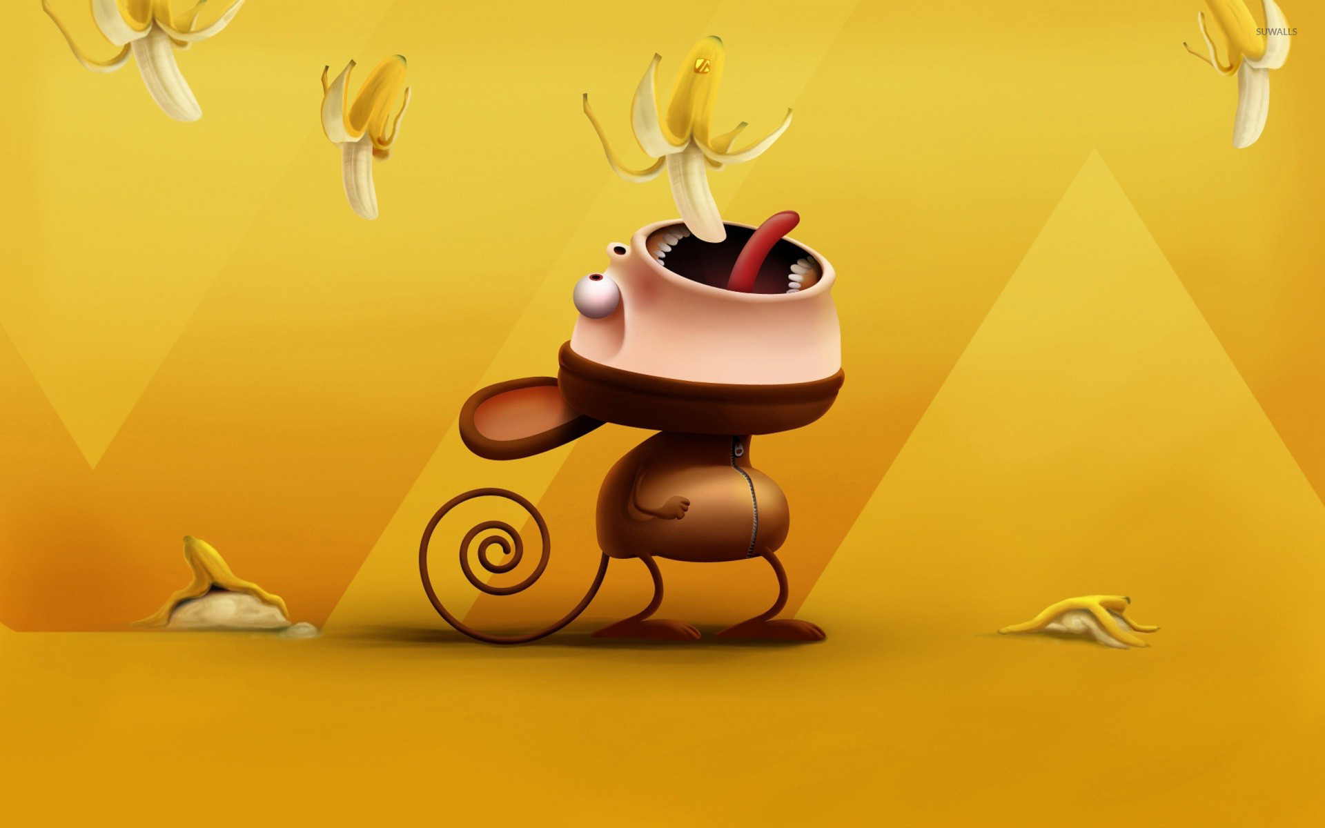 Cartoon Monkey Wallpapers 62 Background Pictures