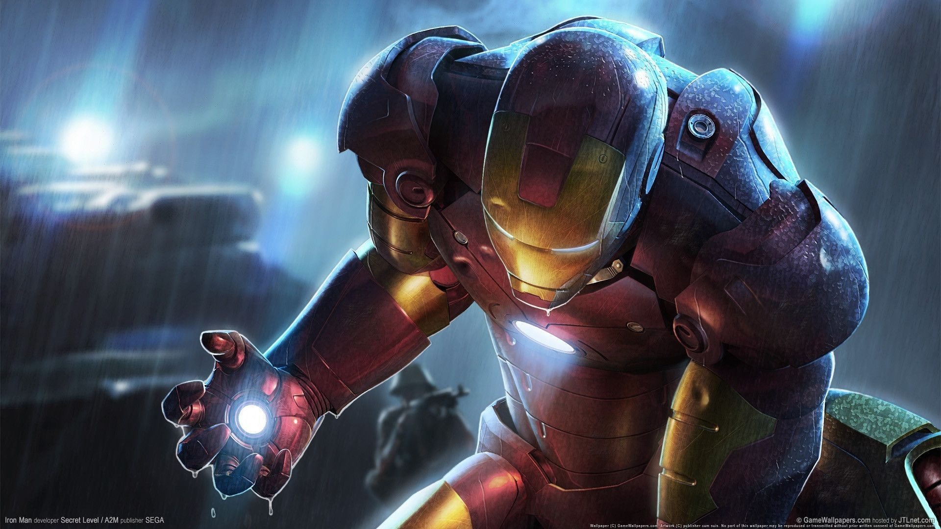 Iron Man 2 Wallpapers Hd 76 Background Pictures