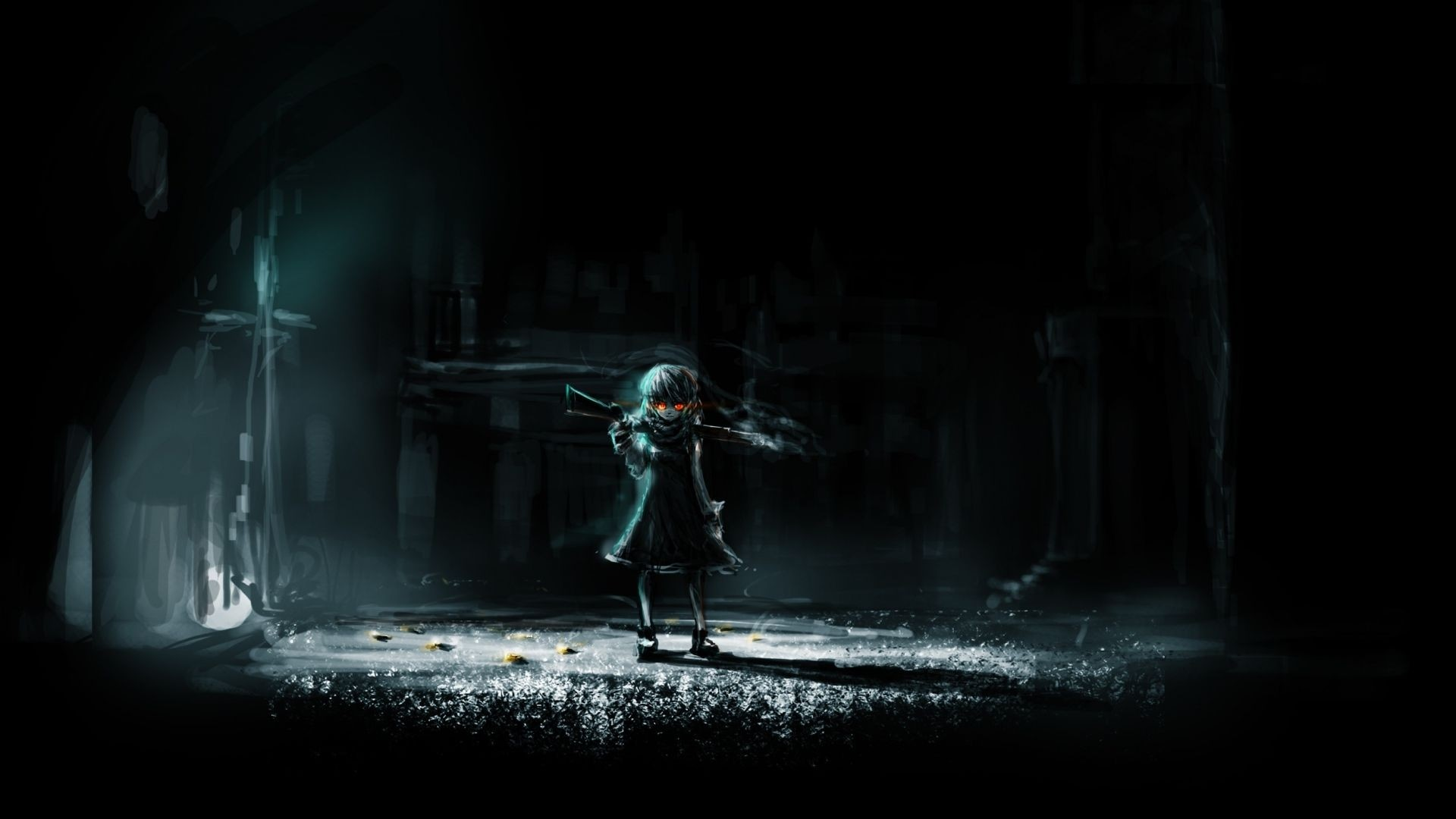Dark Anime Wallpapers 78 Background Pictures