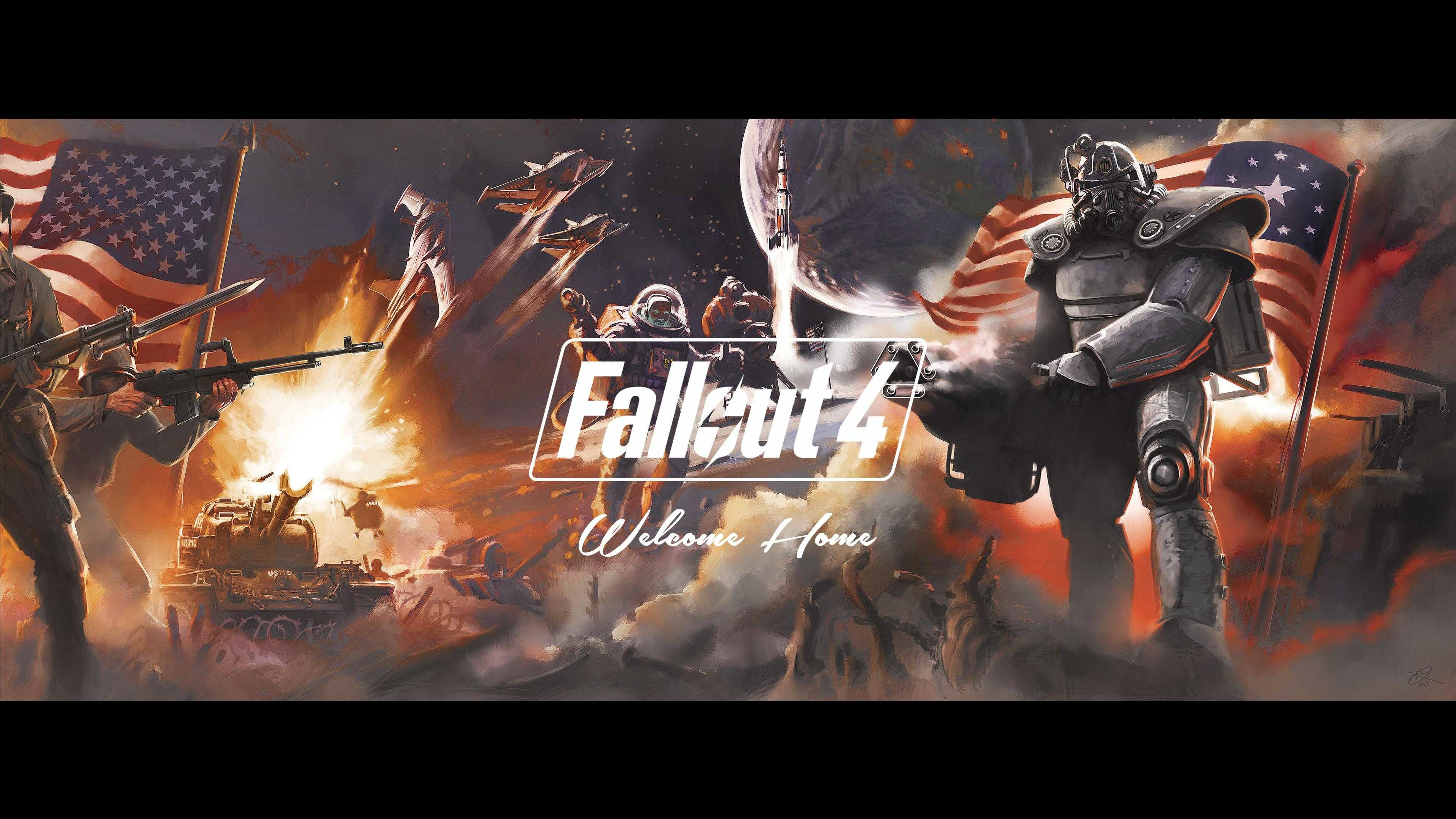 Fallout 4 Wallpapers Hd 78 Background Pictures