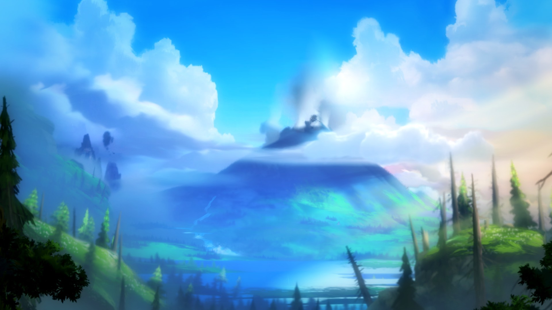Ori And The Blind Forest Wallpapers 84 Background Pictures