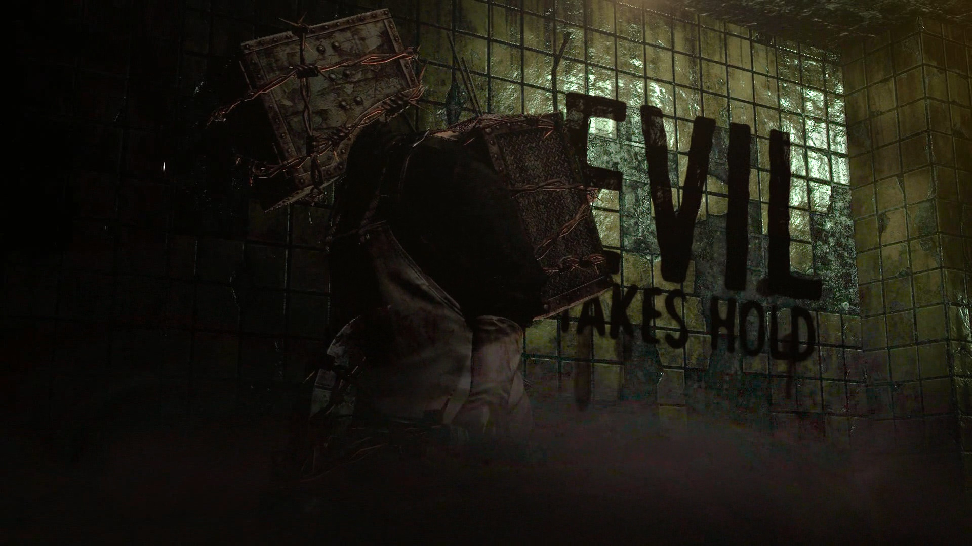 1920x1080 The Evil Within Wallpaper HD