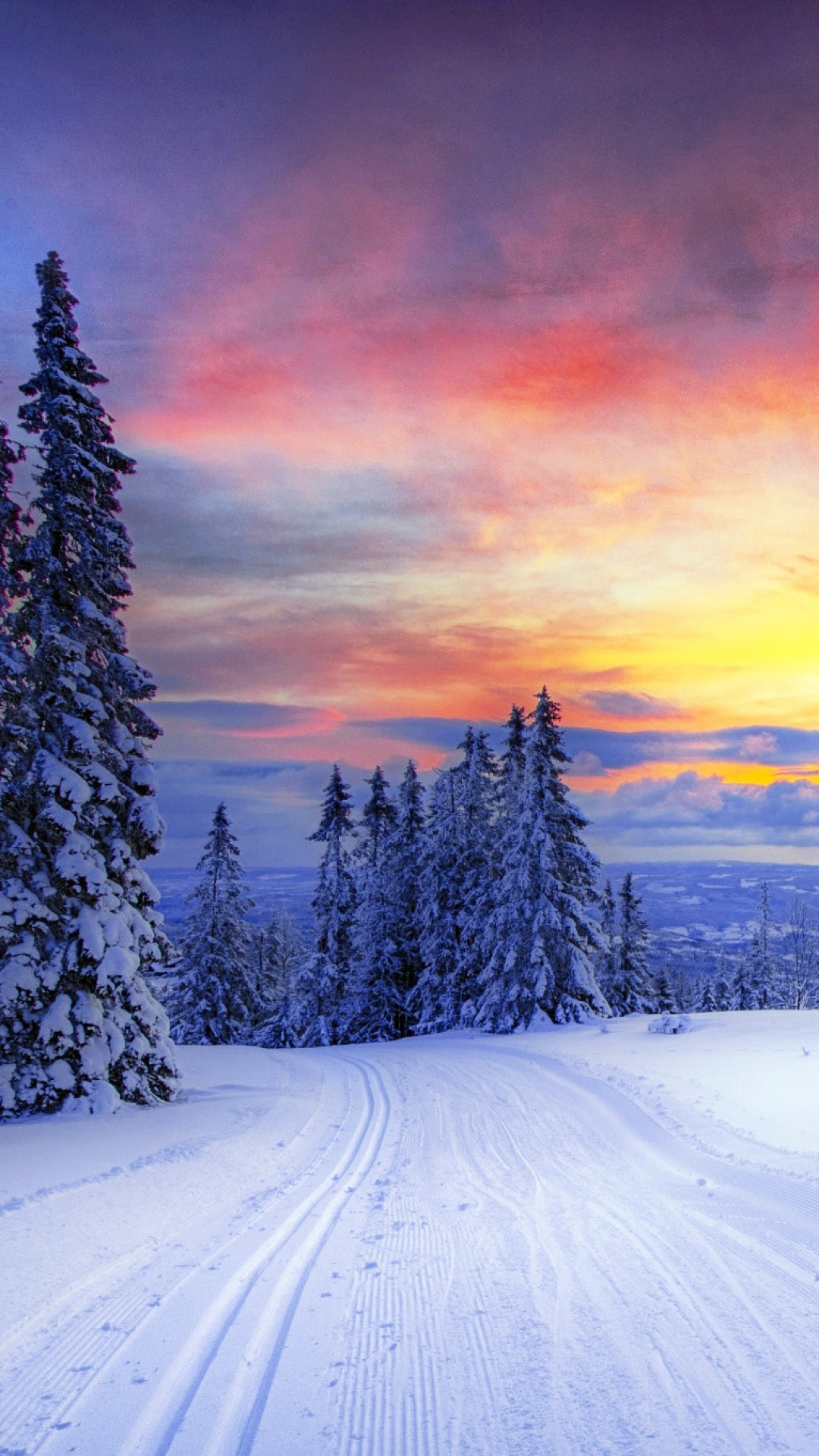 Snow Winter Wallpapers (68+ background pictures)