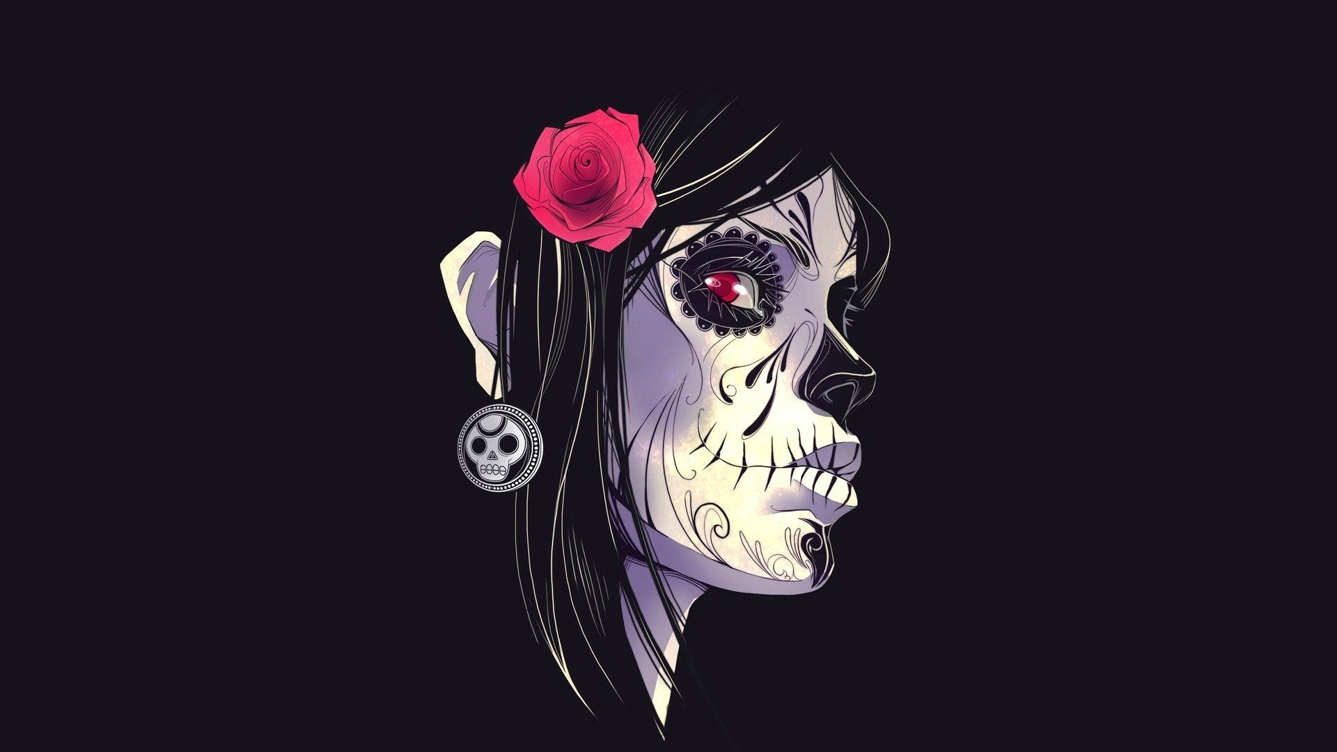 Skull Wallpapers For Android 78 Background Pictures