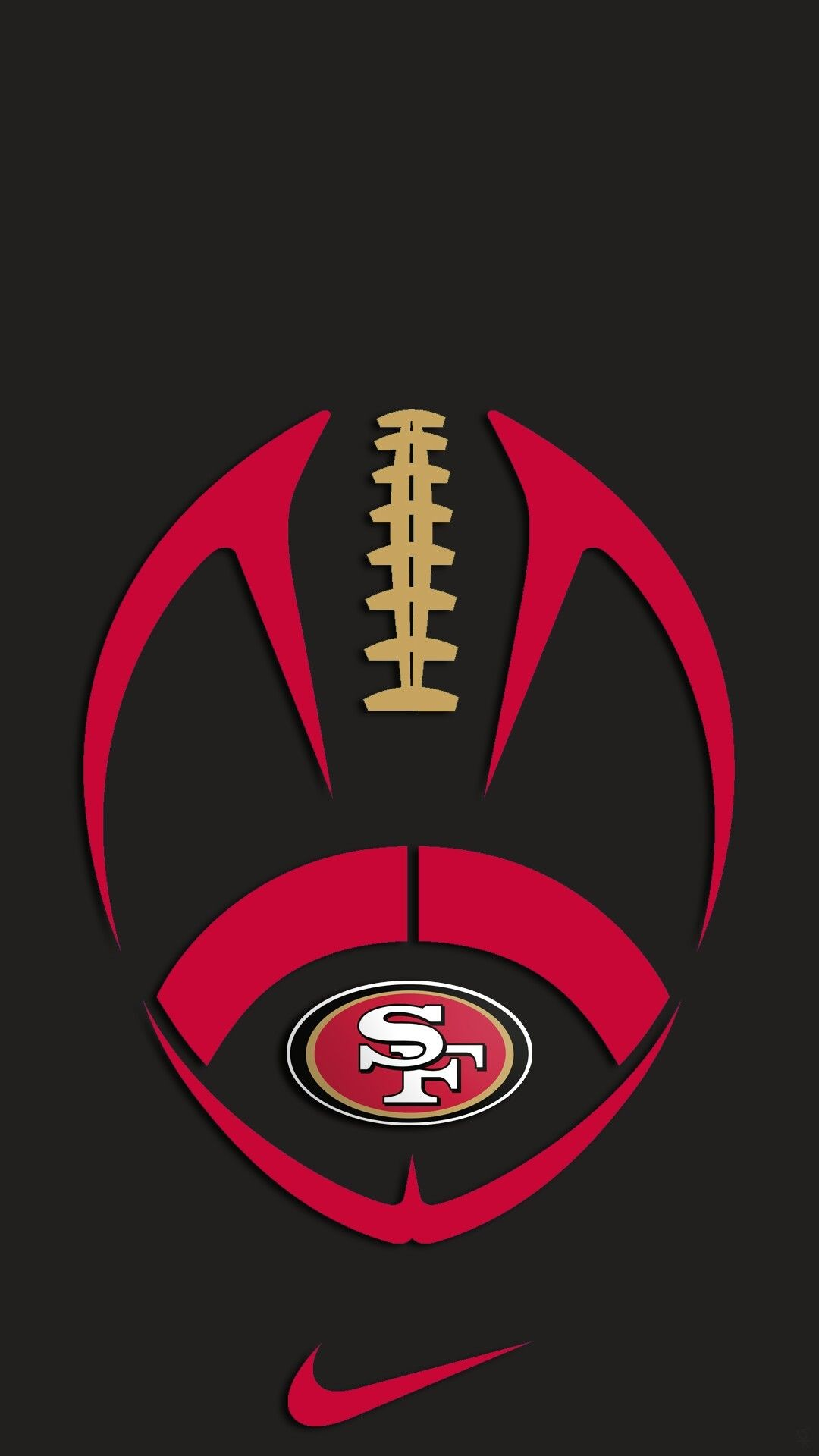 49ers Logo Wallpapers 66 Background Pictures