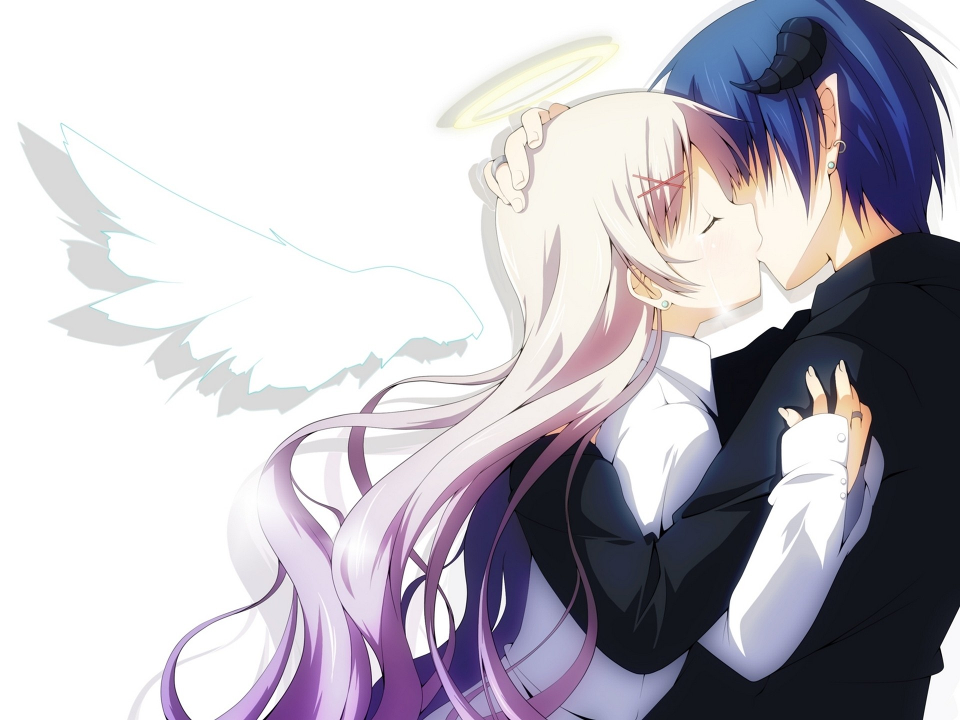 Couples Anime Wallpapers 74 Background Pictures