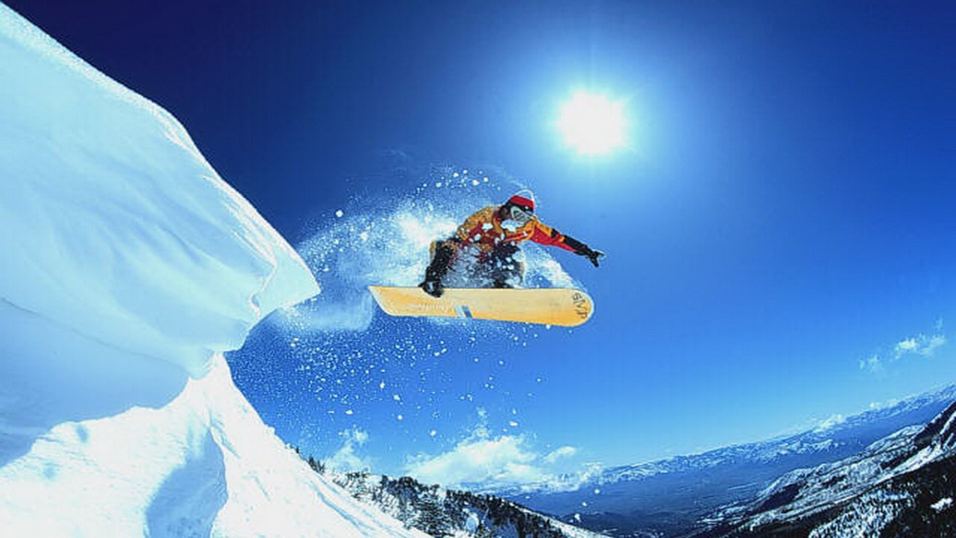 Sport Wallpaper Google: HD Snowboarding Wallpapers (75+ Background Pictures